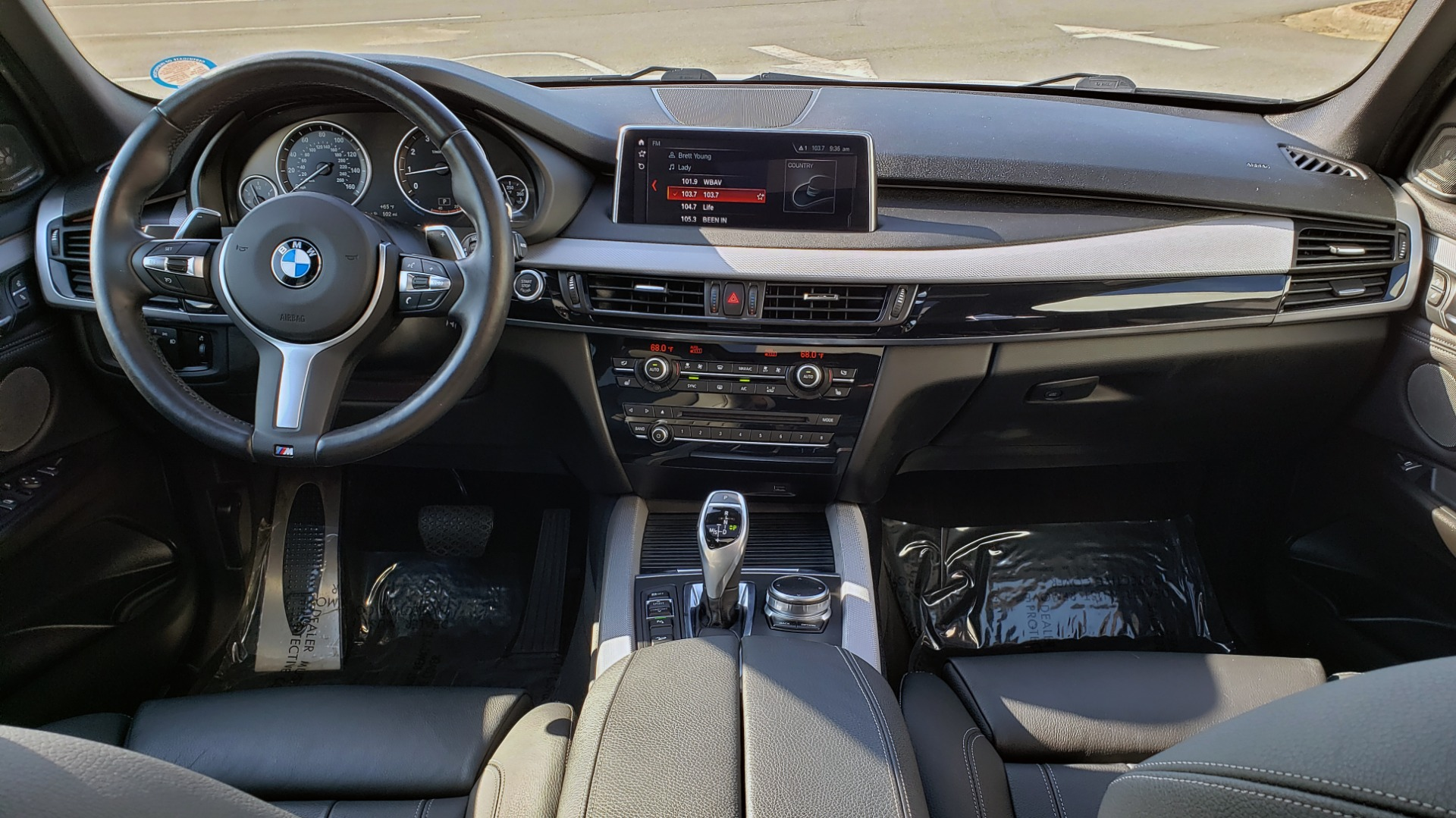 Used 2018 BMW X5 XDRIVE35I / M-SPORT / NAV / SUNROOF / H/K SND / REARVIEW for sale Sold at Formula Imports in Charlotte NC 28227 81