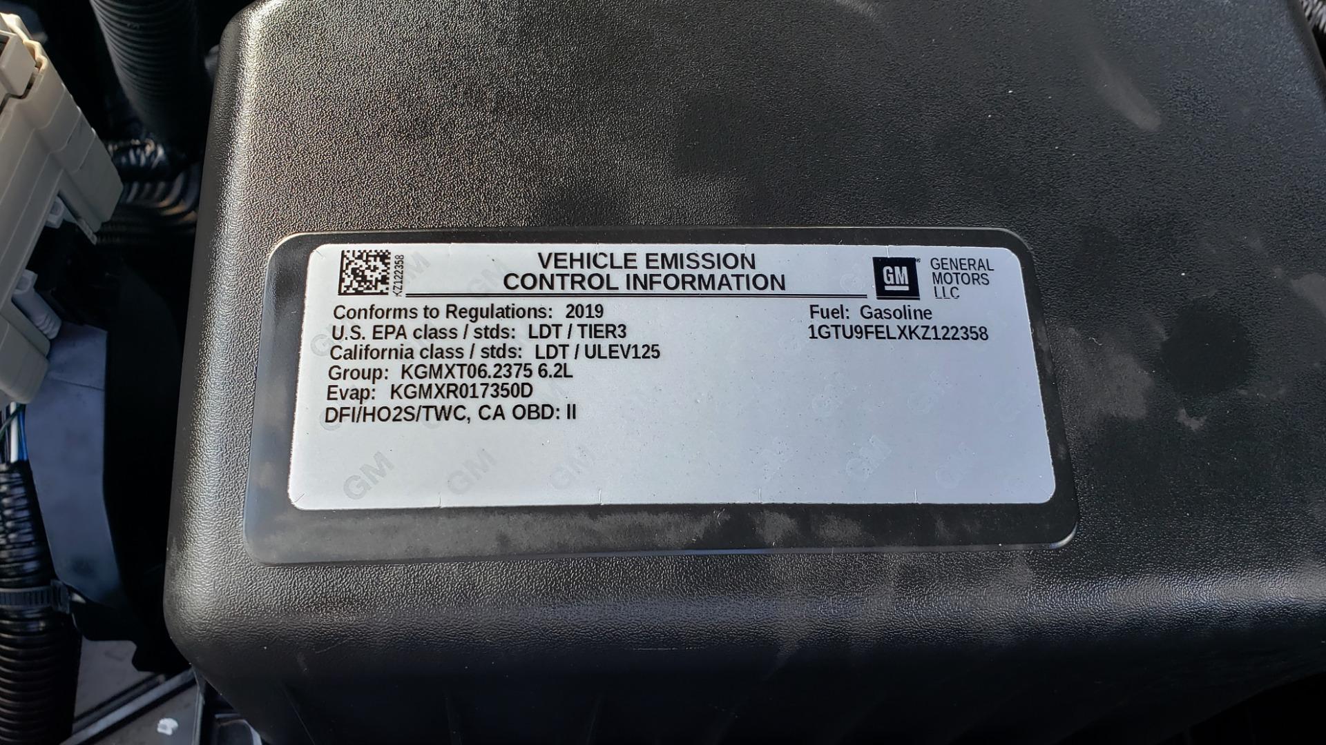 Used 2019 GMC SIERRA 1500 DENALI ULTIMATE 4WD / NAV / TECH PKG / DRVR ALRT for sale Sold at Formula Imports in Charlotte NC 28227 18