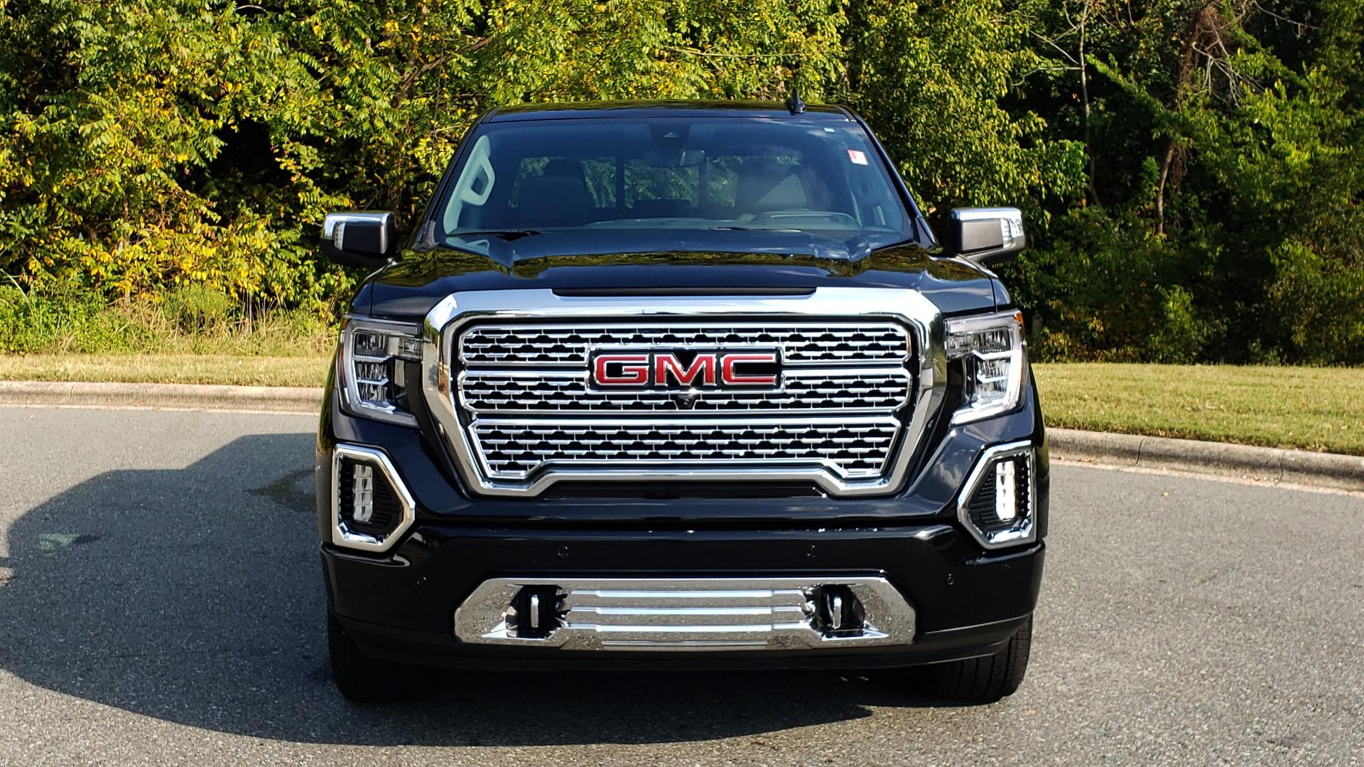 Used 2019 GMC SIERRA 1500 DENALI ULTIMATE 4WD / NAV / TECH PKG / DRVR ALRT for sale Sold at Formula Imports in Charlotte NC 28227 28