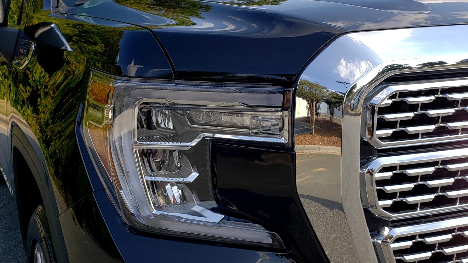 Used 2019 GMC SIERRA 1500 DENALI ULTIMATE 4WD / NAV / TECH PKG / DRVR ALRT for sale Sold at Formula Imports in Charlotte NC 28227 29