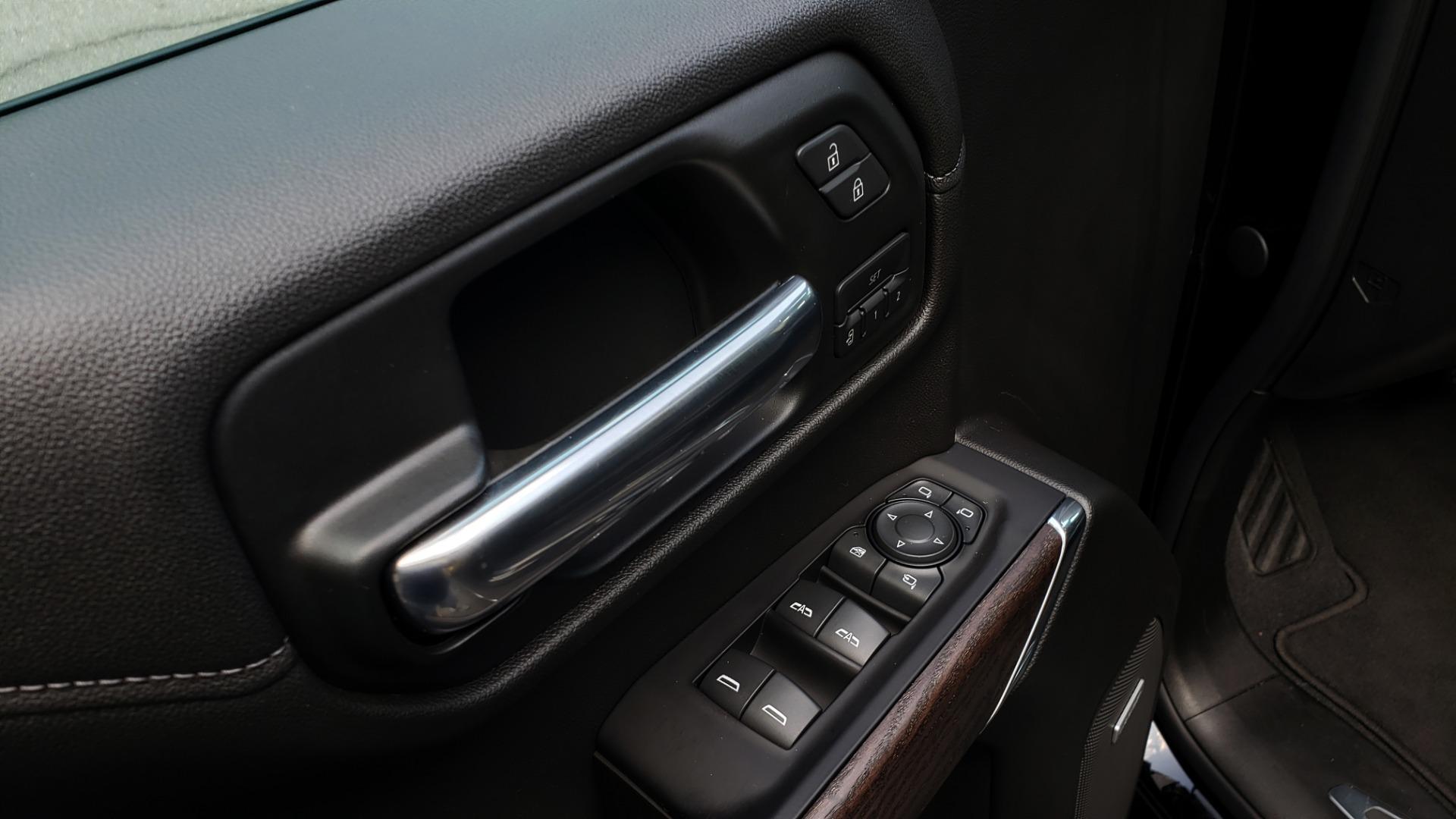 Used 2019 GMC SIERRA 1500 DENALI ULTIMATE 4WD / NAV / TECH PKG / DRVR ALRT for sale Sold at Formula Imports in Charlotte NC 28227 41