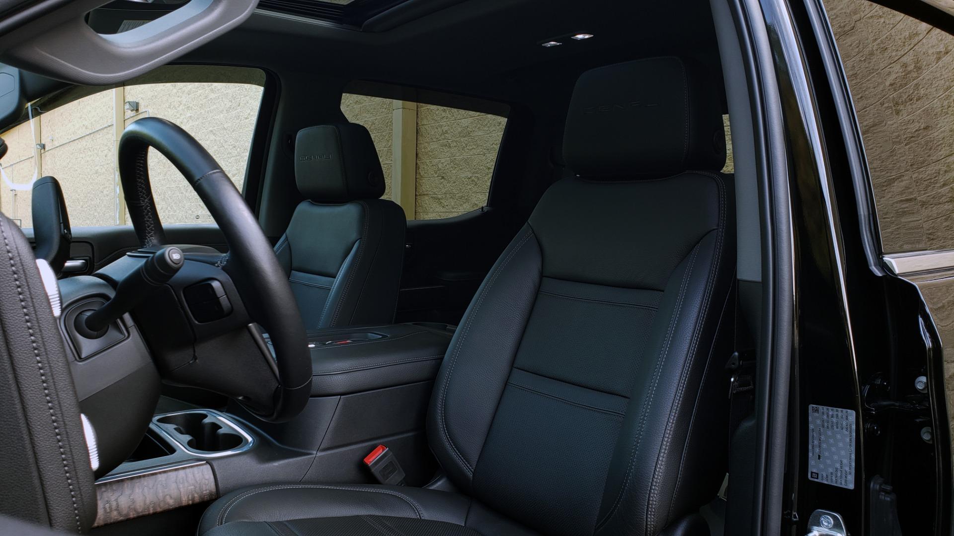 Used 2019 GMC SIERRA 1500 DENALI ULTIMATE 4WD / NAV / TECH PKG / DRVR ALRT for sale Sold at Formula Imports in Charlotte NC 28227 44