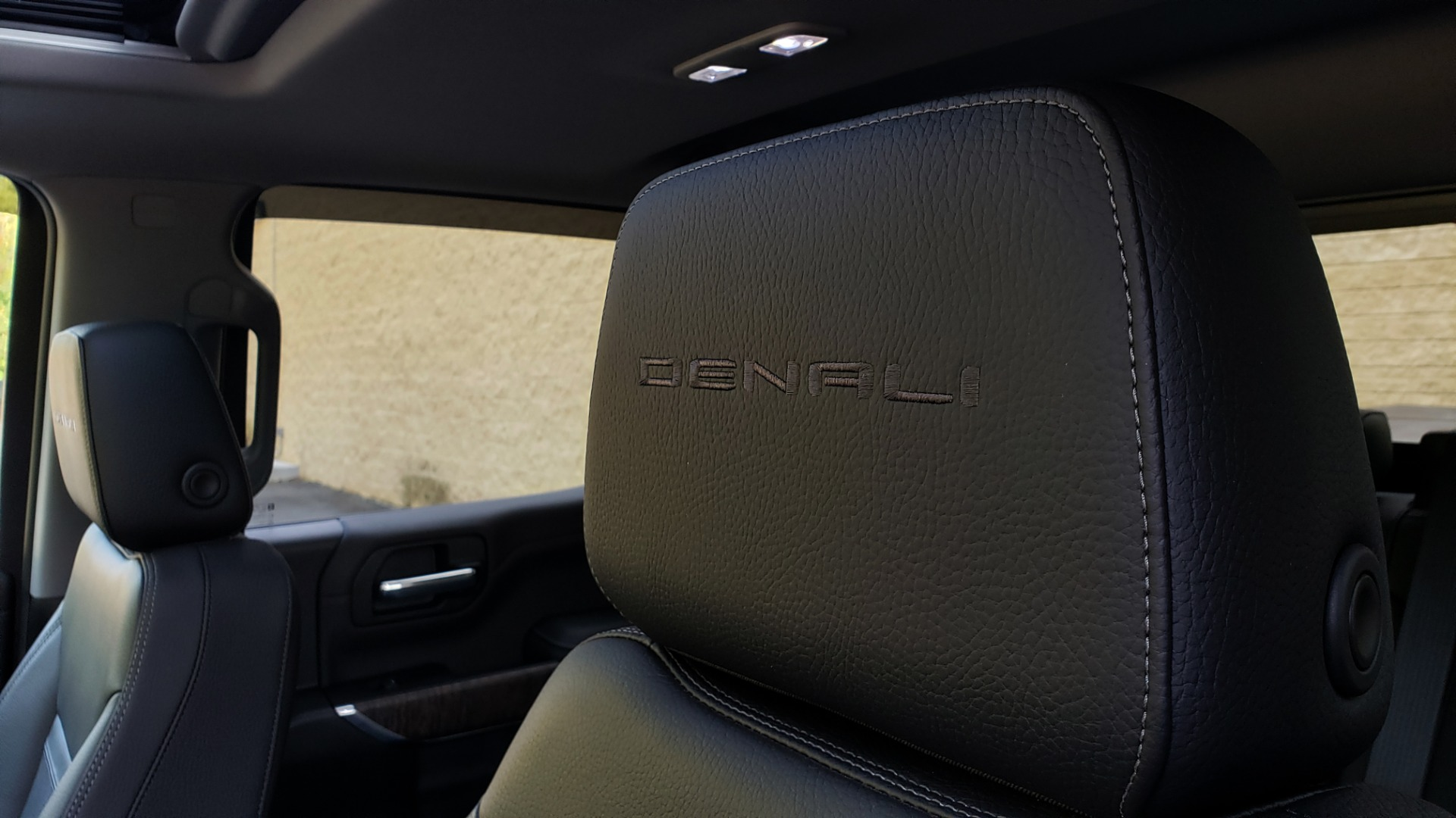 Used 2019 GMC SIERRA 1500 DENALI ULTIMATE 4WD / NAV / TECH PKG / DRVR ALRT for sale Sold at Formula Imports in Charlotte NC 28227 48