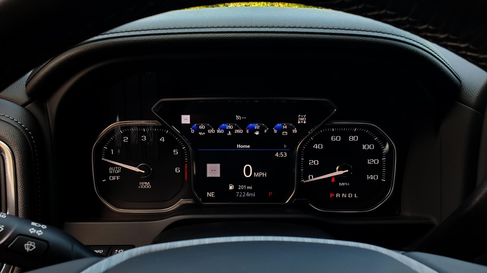 Used 2019 GMC SIERRA 1500 DENALI ULTIMATE 4WD / NAV / TECH PKG / DRVR ALRT for sale Sold at Formula Imports in Charlotte NC 28227 49
