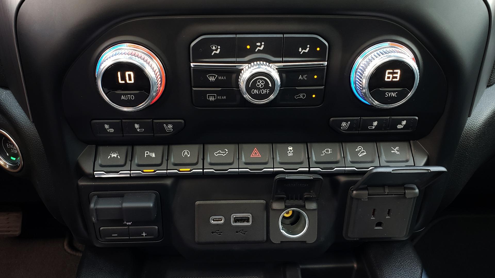 Used 2019 GMC SIERRA 1500 DENALI ULTIMATE 4WD / NAV / TECH PKG / DRVR ALRT for sale Sold at Formula Imports in Charlotte NC 28227 53