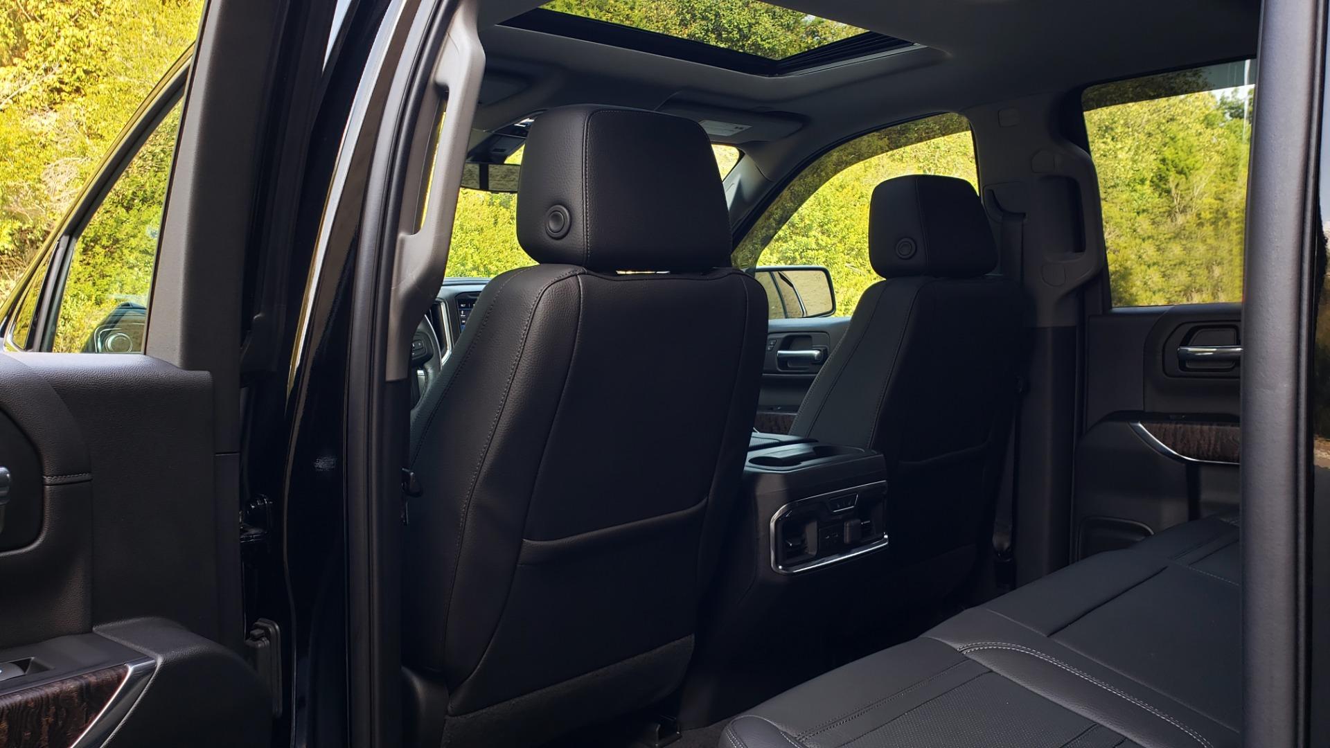 Used 2019 GMC SIERRA 1500 DENALI ULTIMATE 4WD / NAV / TECH PKG / DRVR ALRT for sale Sold at Formula Imports in Charlotte NC 28227 66