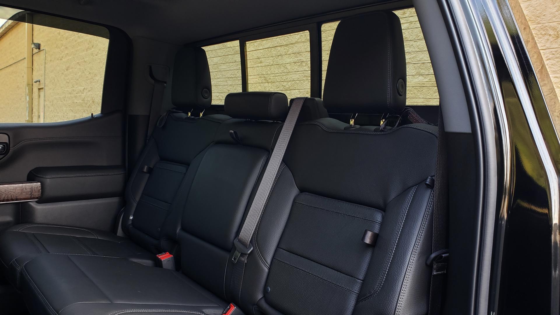 Used 2019 GMC SIERRA 1500 DENALI ULTIMATE 4WD / NAV / TECH PKG / DRVR ALRT for sale Sold at Formula Imports in Charlotte NC 28227 67