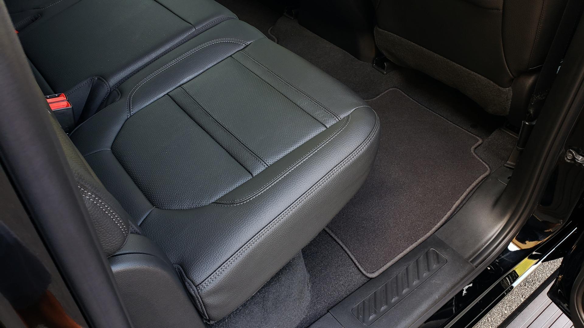 Used 2019 GMC SIERRA 1500 DENALI ULTIMATE 4WD / NAV / TECH PKG / DRVR ALRT for sale Sold at Formula Imports in Charlotte NC 28227 77