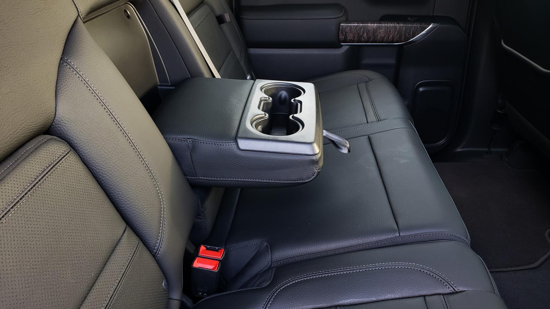 Used 2019 GMC SIERRA 1500 DENALI ULTIMATE 4WD / NAV / TECH PKG / DRVR ALRT for sale Sold at Formula Imports in Charlotte NC 28227 79