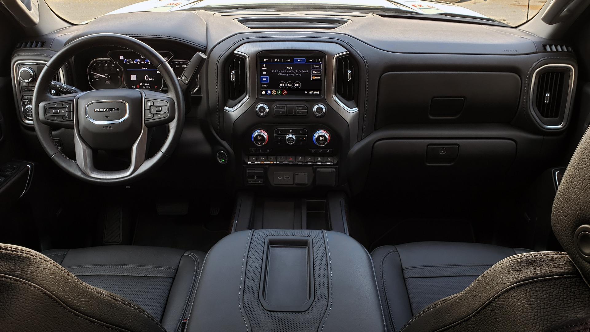 Used 2019 GMC SIERRA 1500 DENALI ULTIMATE 4WD / NAV / TECH PKG / DRVR ALRT for sale Sold at Formula Imports in Charlotte NC 28227 84
