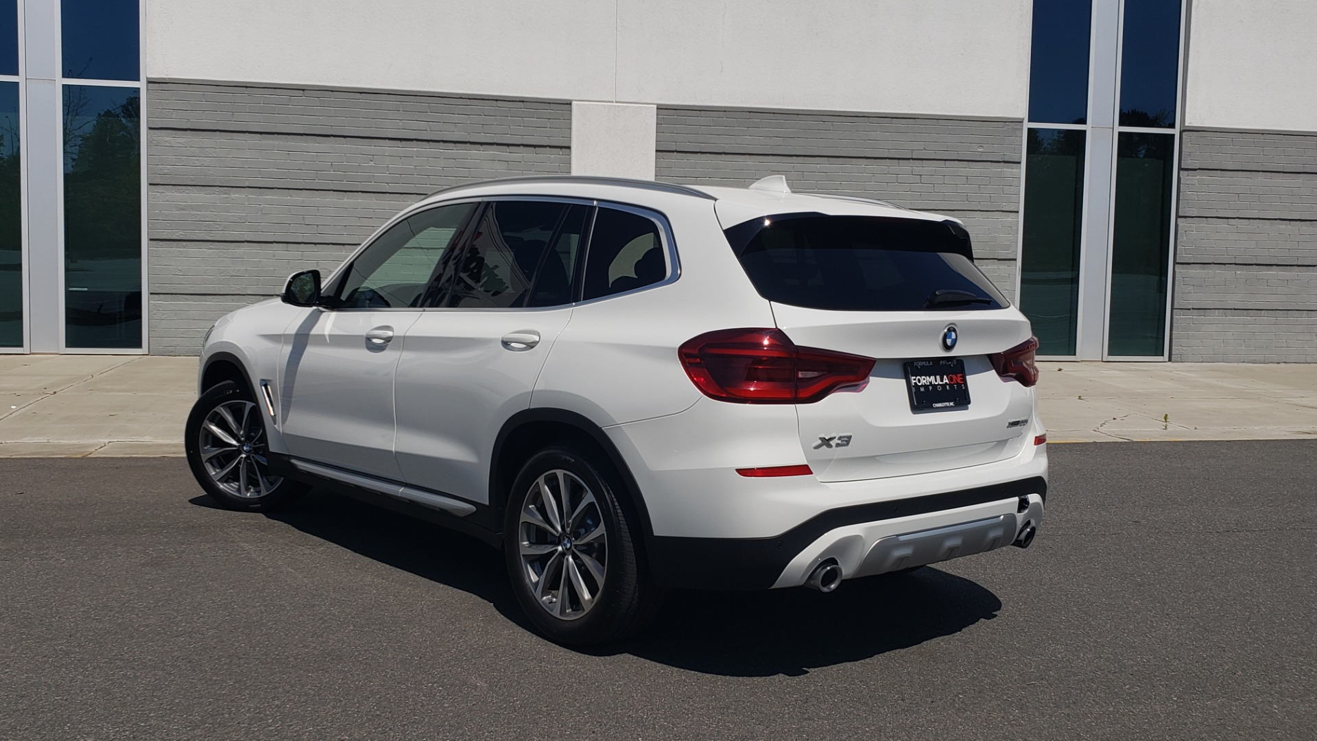 Used 2018 BMW X3 XDRIVE30I / CONV PKG / PANO-ROOF / HTD STS / REARVIEW for sale $33,995 at Formula Imports in Charlotte NC 28227 2