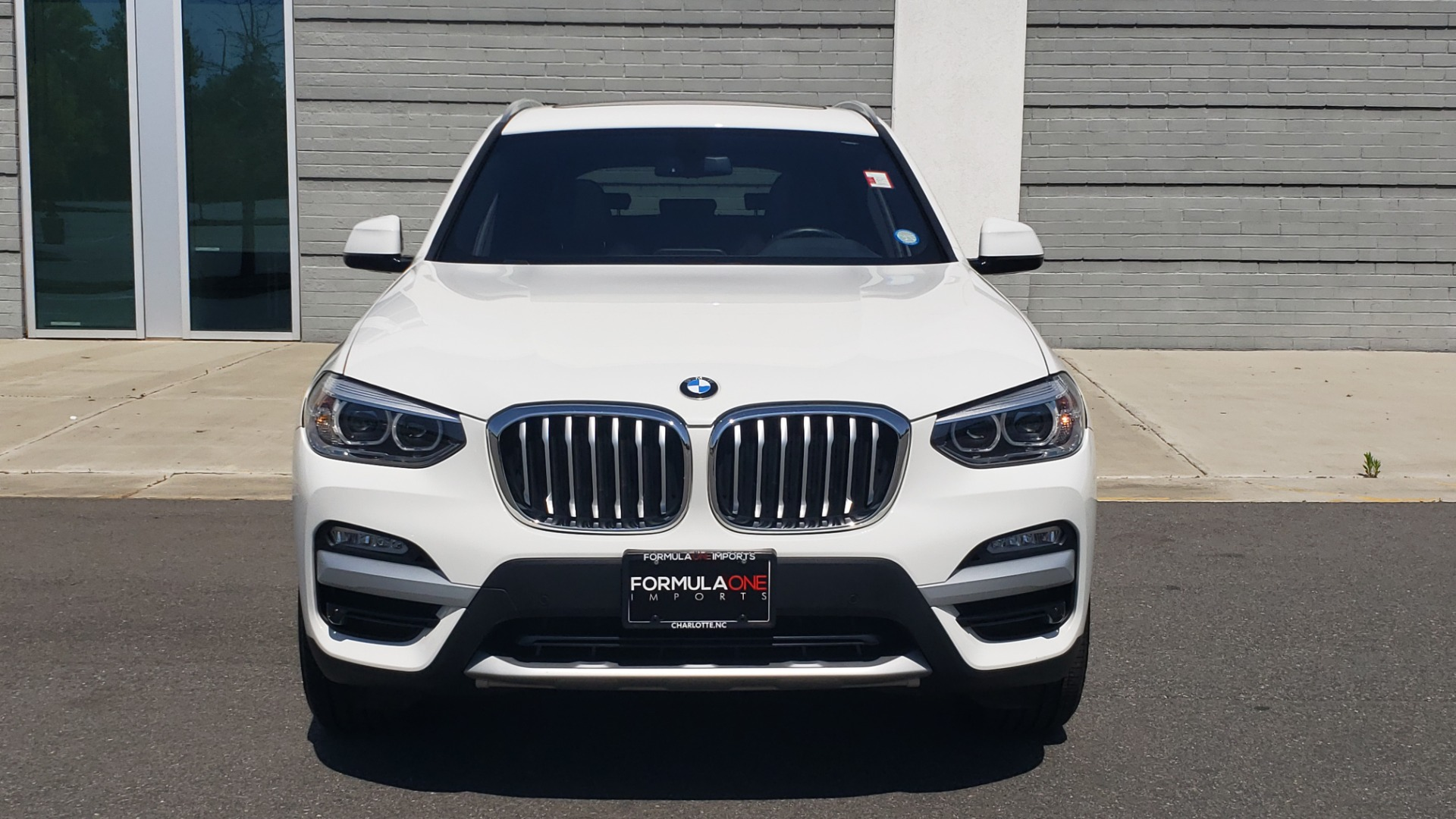 Used 2018 BMW X3 XDRIVE30I / CONV PKG / PANO-ROOF / HTD STS / REARVIEW for sale $33,995 at Formula Imports in Charlotte NC 28227 22