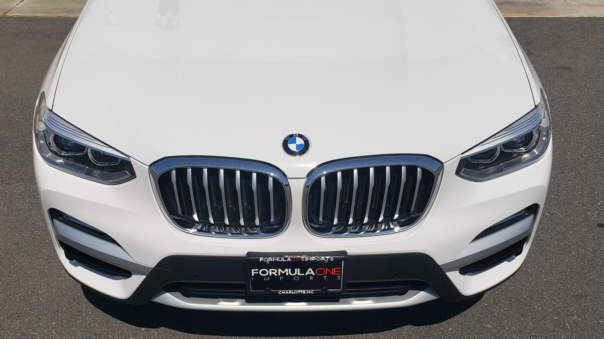 Used 2018 BMW X3 XDRIVE30I / CONV PKG / PANO-ROOF / HTD STS / REARVIEW for sale $33,995 at Formula Imports in Charlotte NC 28227 25