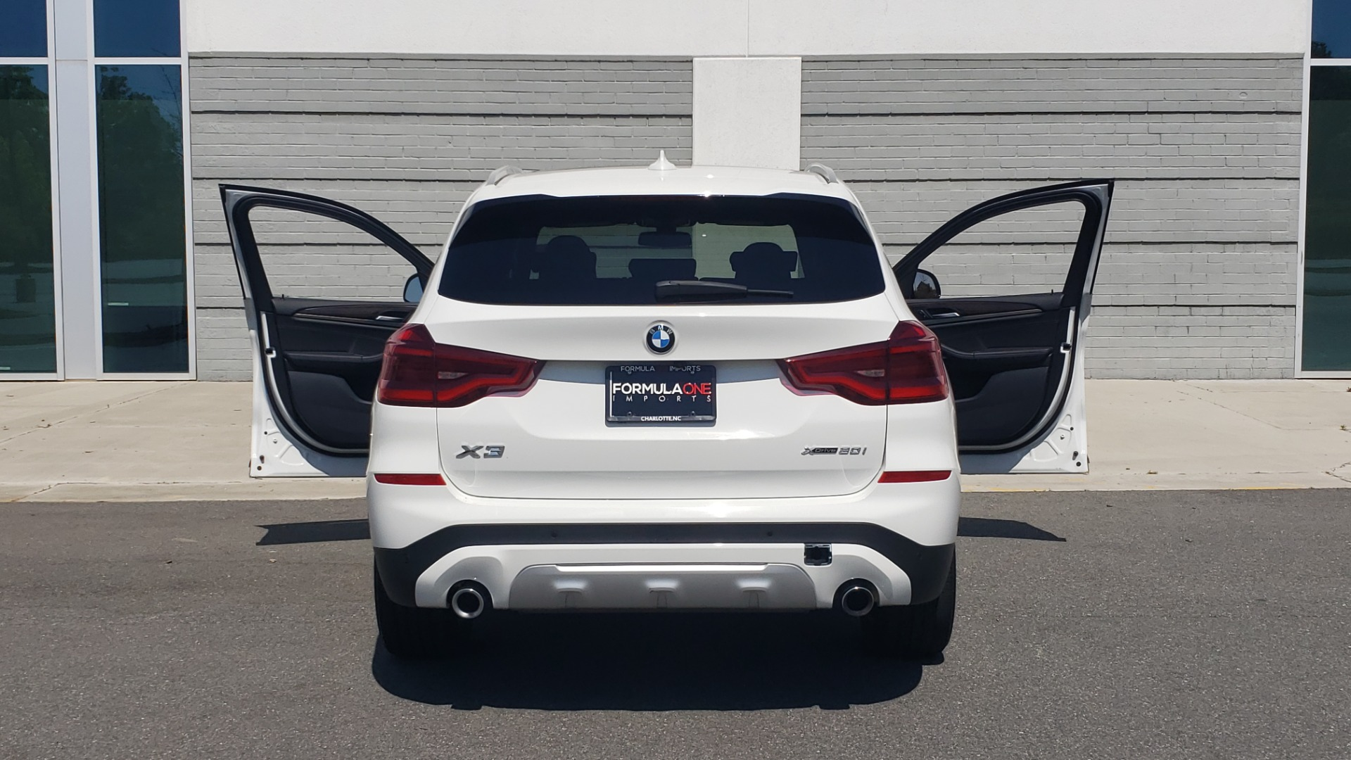 Used 2018 BMW X3 XDRIVE30I / CONV PKG / PANO-ROOF / HTD STS / REARVIEW for sale $33,995 at Formula Imports in Charlotte NC 28227 28