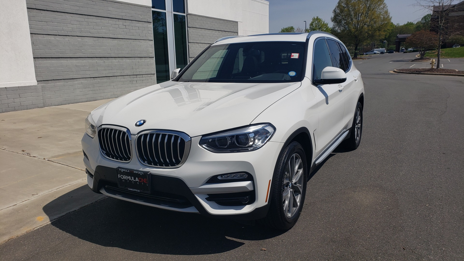 Used 2018 BMW X3 XDRIVE30I / CONV PKG / PANO-ROOF / HTD STS / REARVIEW for sale $33,995 at Formula Imports in Charlotte NC 28227 3