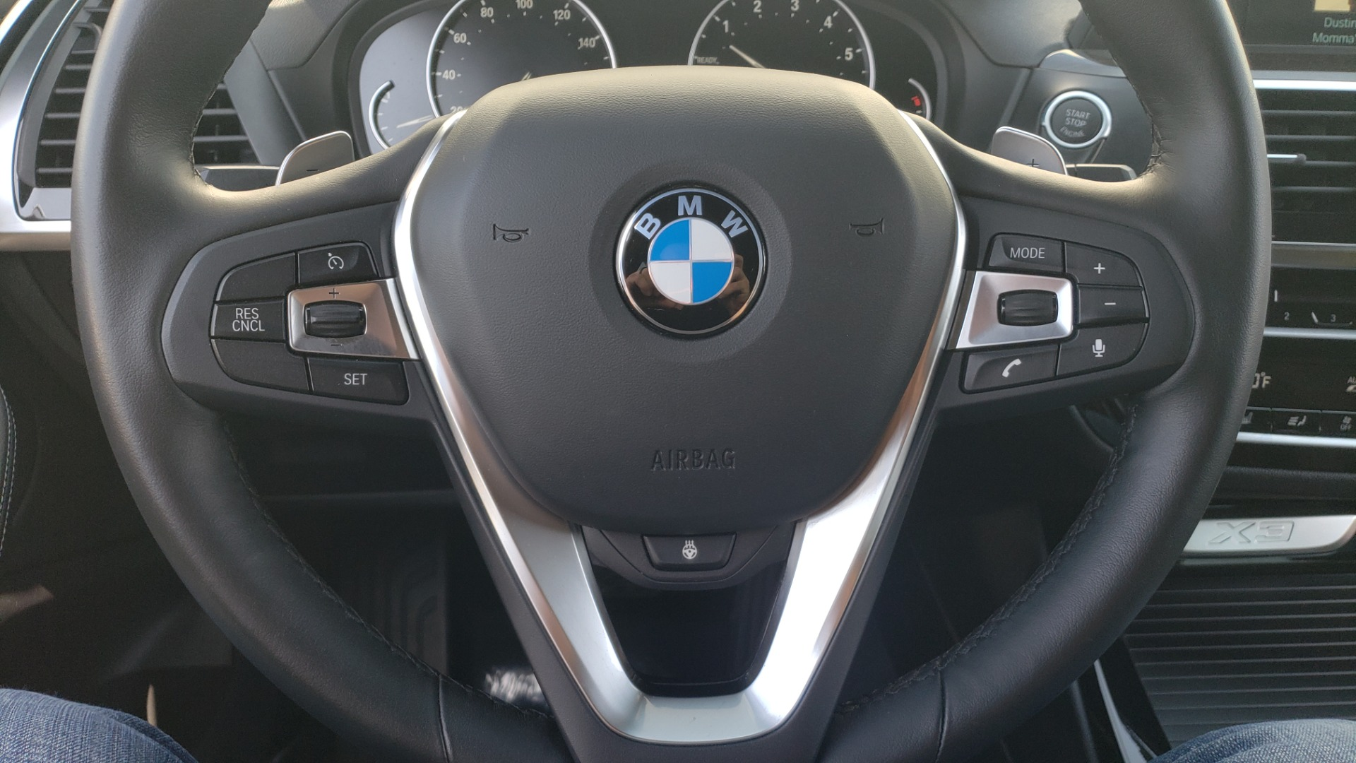 Used 2018 BMW X3 XDRIVE30I / CONV PKG / PANO-ROOF / HTD STS / REARVIEW for sale $33,995 at Formula Imports in Charlotte NC 28227 43