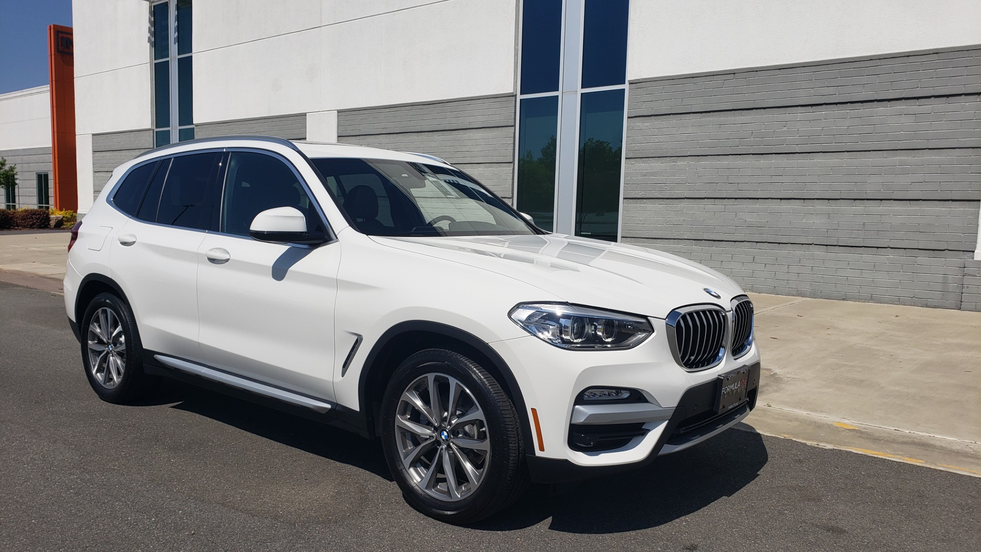 Used 2018 BMW X3 XDRIVE30I / CONV PKG / PANO-ROOF / HTD STS / REARVIEW for sale $33,995 at Formula Imports in Charlotte NC 28227 6