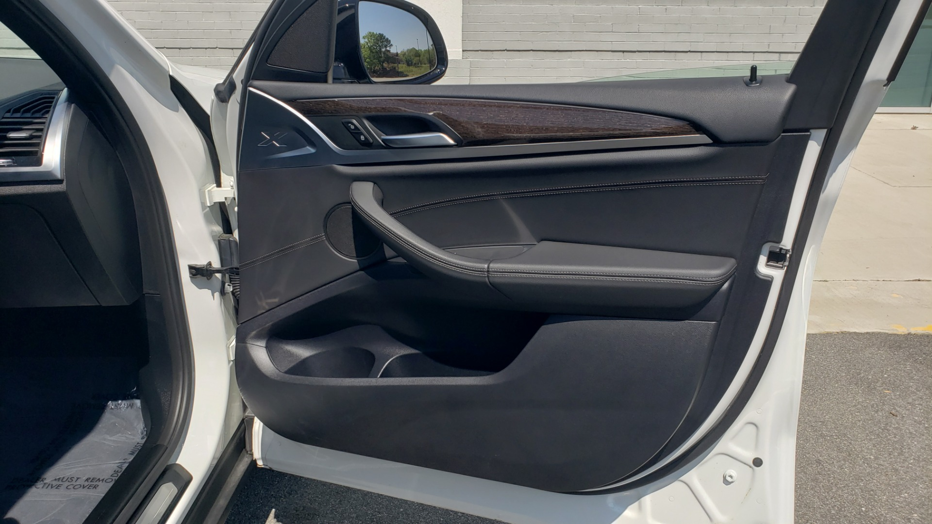 Used 2018 BMW X3 XDRIVE30I / CONV PKG / PANO-ROOF / HTD STS / REARVIEW for sale $33,995 at Formula Imports in Charlotte NC 28227 64