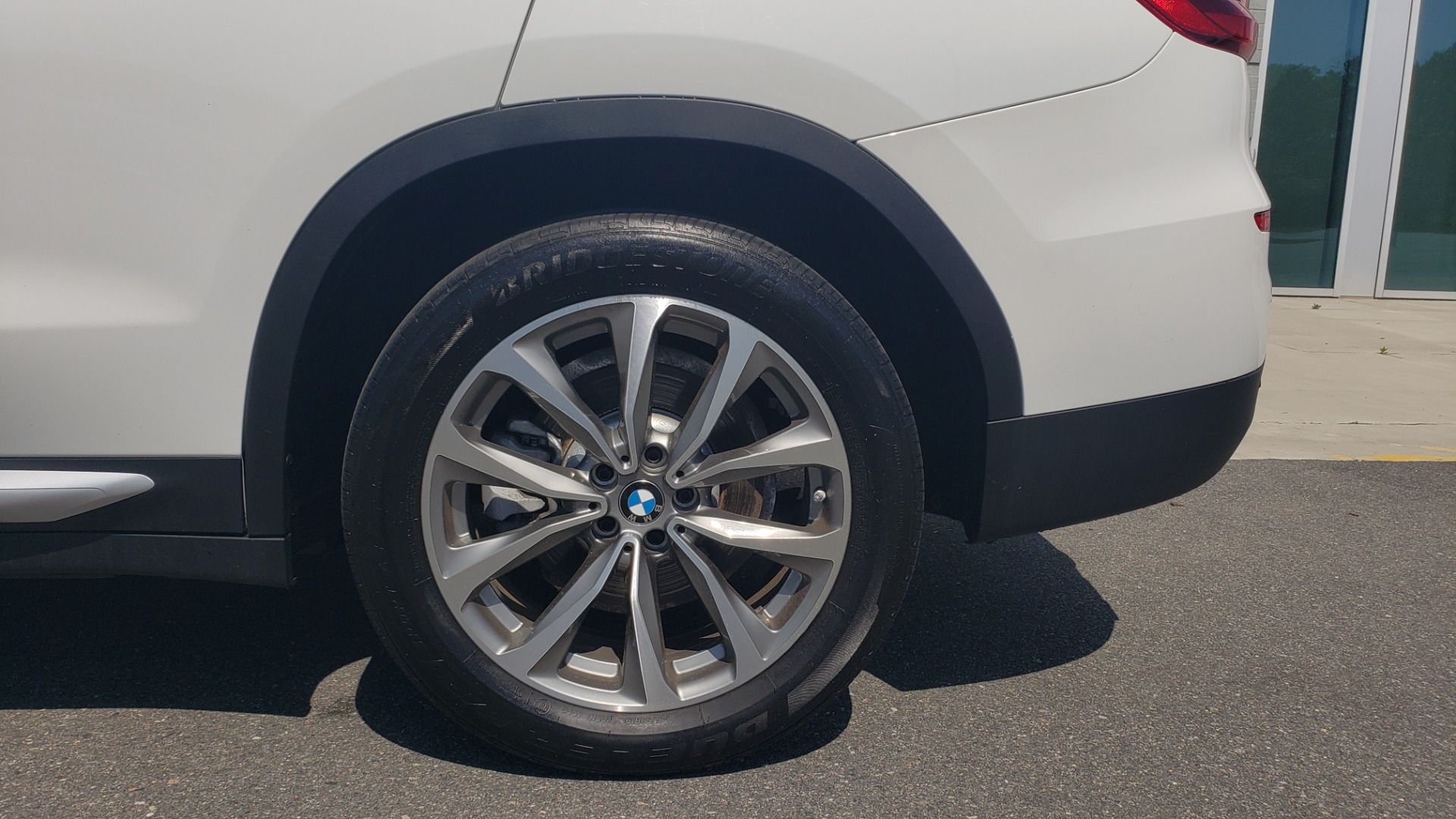 Used 2018 BMW X3 XDRIVE30I / CONV PKG / PANO-ROOF / HTD STS / REARVIEW for sale $33,995 at Formula Imports in Charlotte NC 28227 79