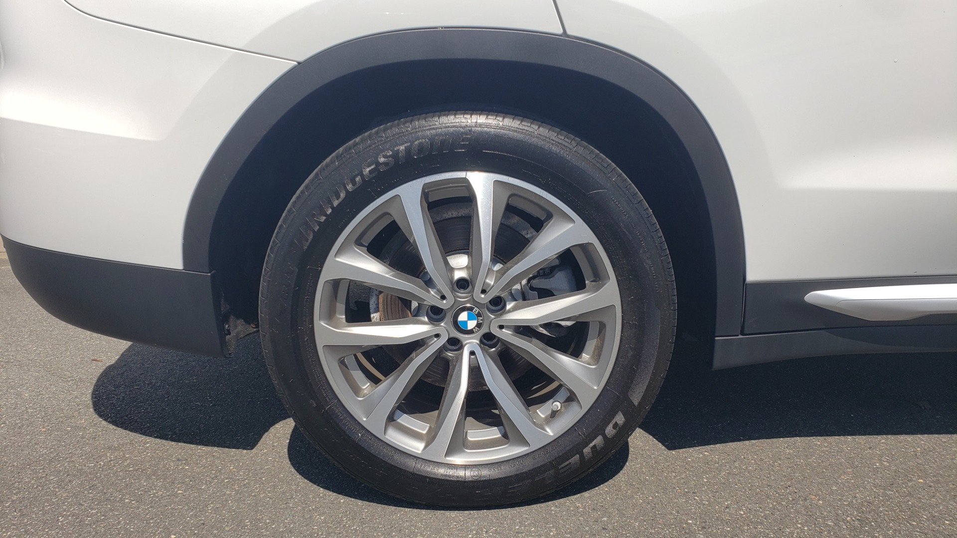 Used 2018 BMW X3 XDRIVE30I / CONV PKG / PANO-ROOF / HTD STS / REARVIEW for sale $33,995 at Formula Imports in Charlotte NC 28227 80