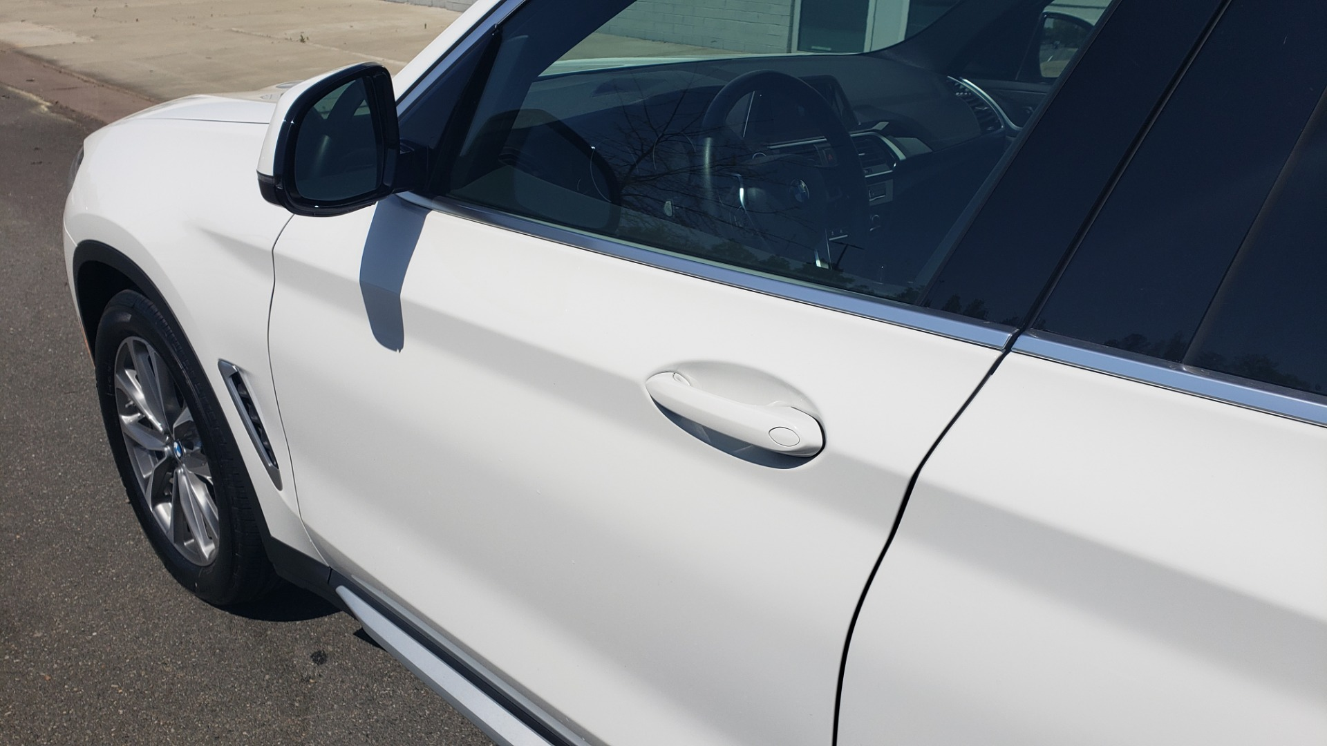 Used 2018 BMW X3 XDRIVE30I / CONV PKG / PANO-ROOF / HTD STS / REARVIEW for sale $33,995 at Formula Imports in Charlotte NC 28227 9