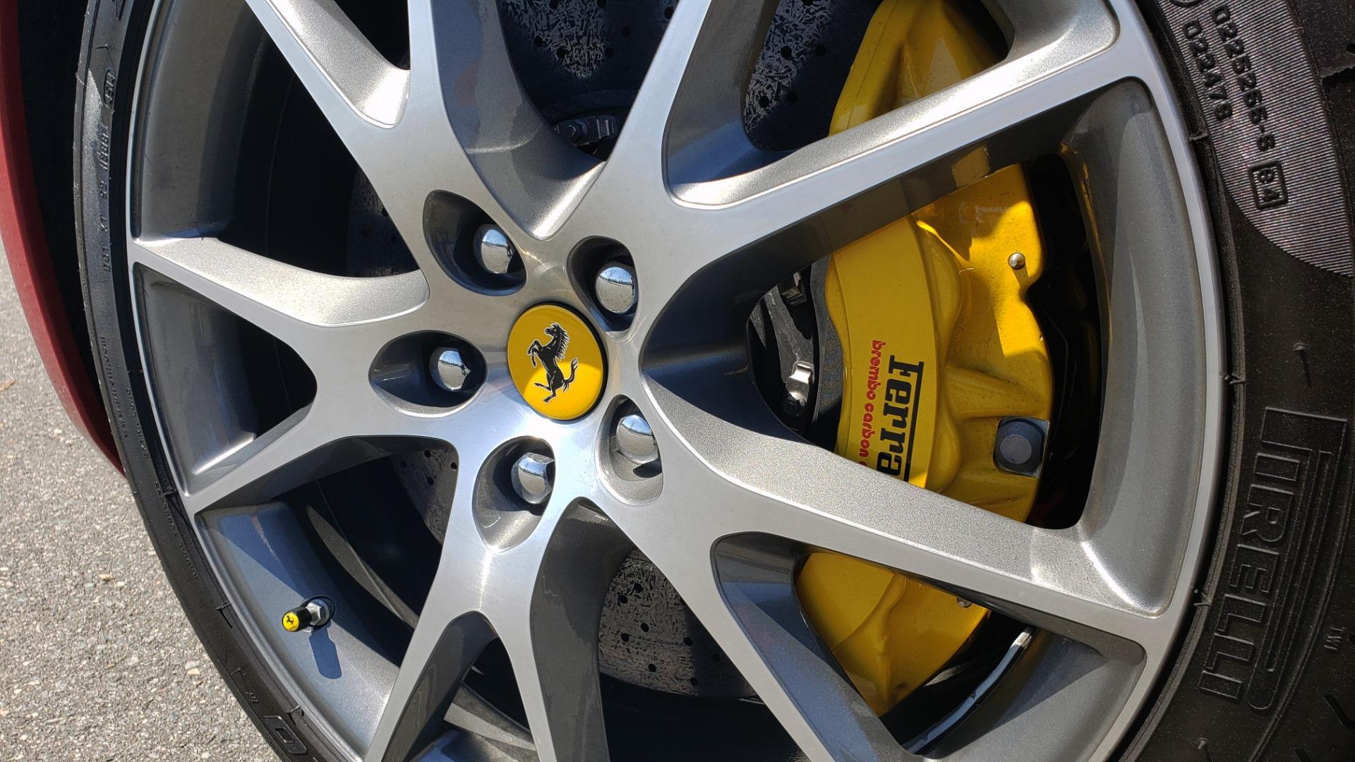 Used 2014 Ferrari CALIFORNIA CONVERTIBLE 2+2 / NAV / PARK SENS / CAMERA / TPMS for sale Sold at Formula Imports in Charlotte NC 28227 19