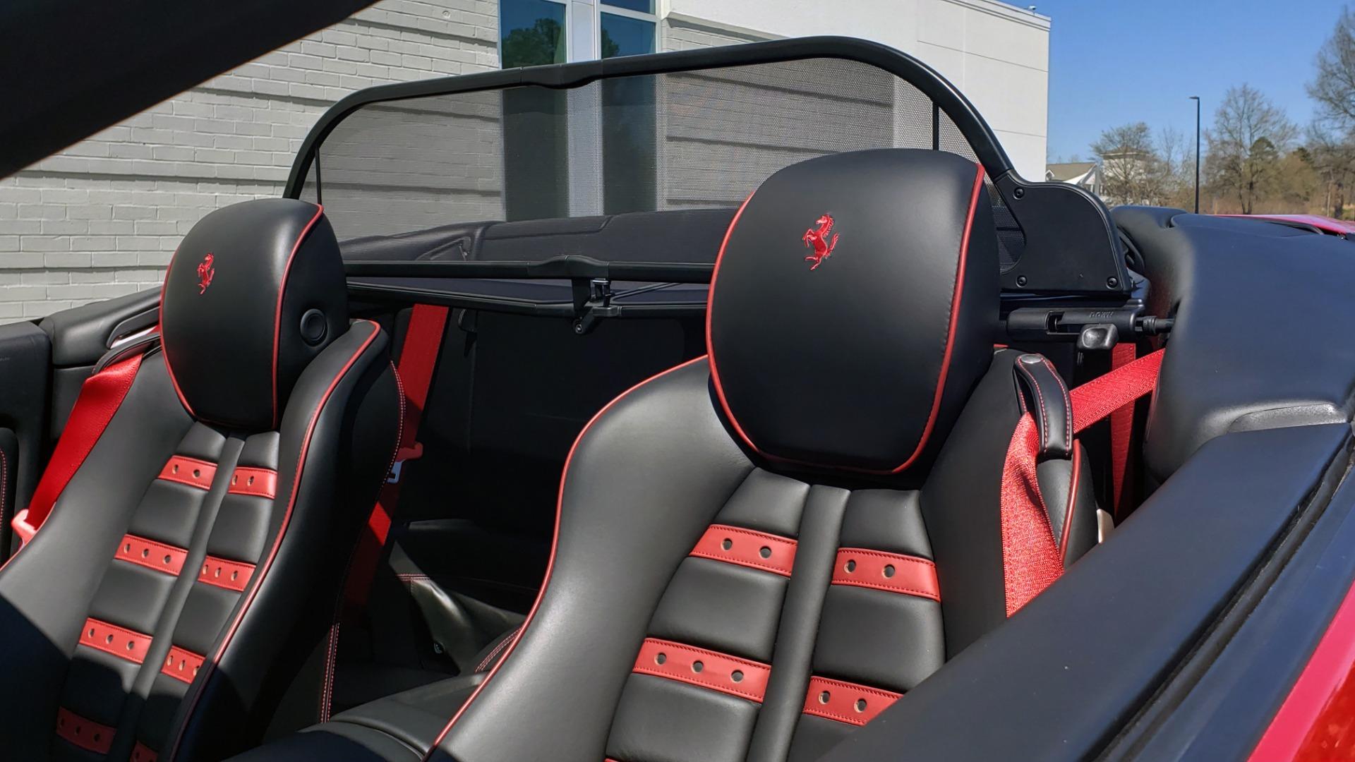Used 2014 Ferrari CALIFORNIA CONVERTIBLE 2+2 / NAV / PARK SENS / CAMERA / TPMS for sale Sold at Formula Imports in Charlotte NC 28227 22