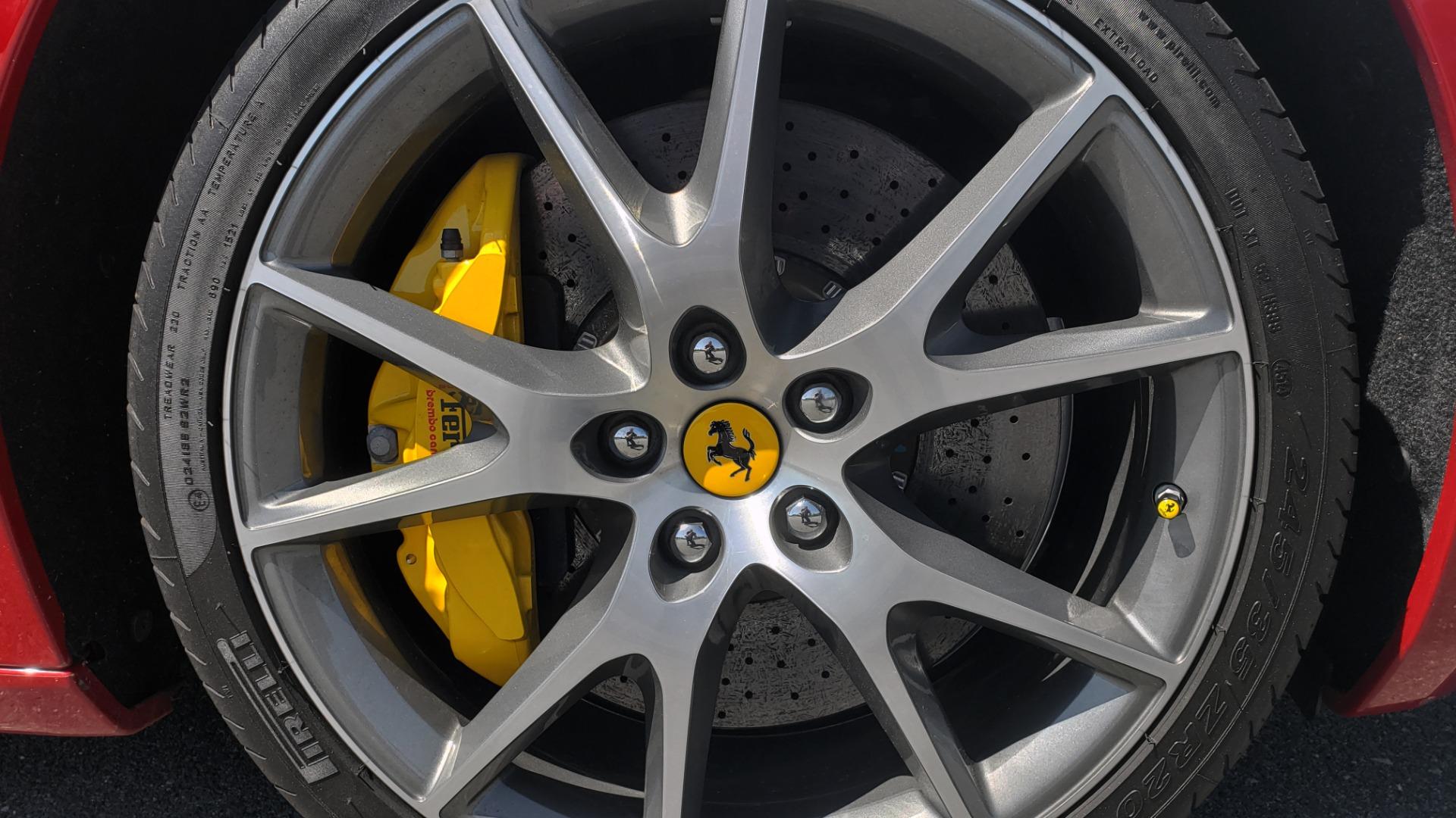 Used 2014 Ferrari CALIFORNIA CONVERTIBLE 2+2 / NAV / PARK SENS / CAMERA / TPMS for sale Sold at Formula Imports in Charlotte NC 28227 28