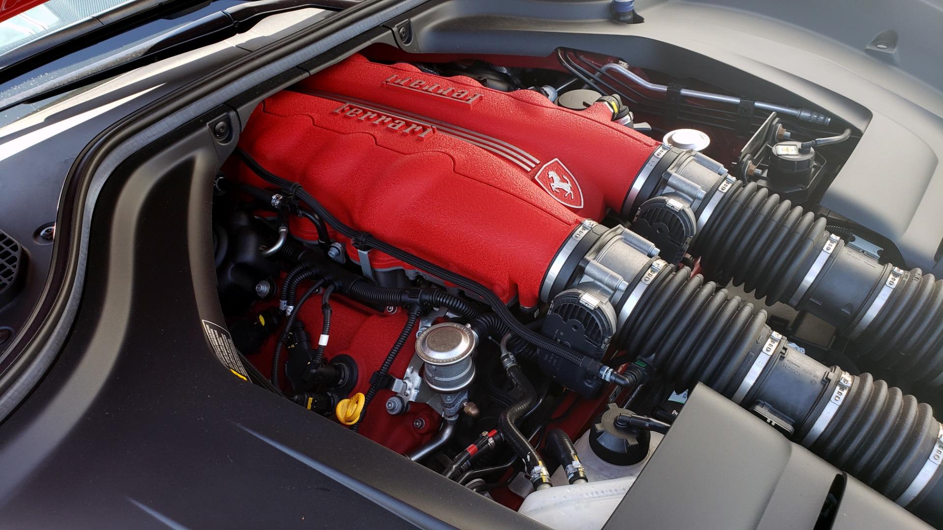 Used 2014 Ferrari CALIFORNIA CONVERTIBLE 2+2 / NAV / PARK SENS / CAMERA / TPMS for sale Sold at Formula Imports in Charlotte NC 28227 33