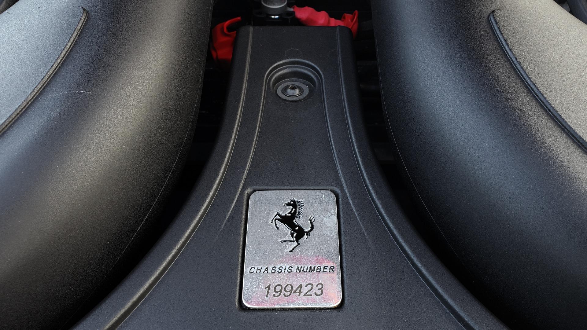 Used 2014 Ferrari CALIFORNIA CONVERTIBLE 2+2 / NAV / PARK SENS / CAMERA / TPMS for sale Sold at Formula Imports in Charlotte NC 28227 35