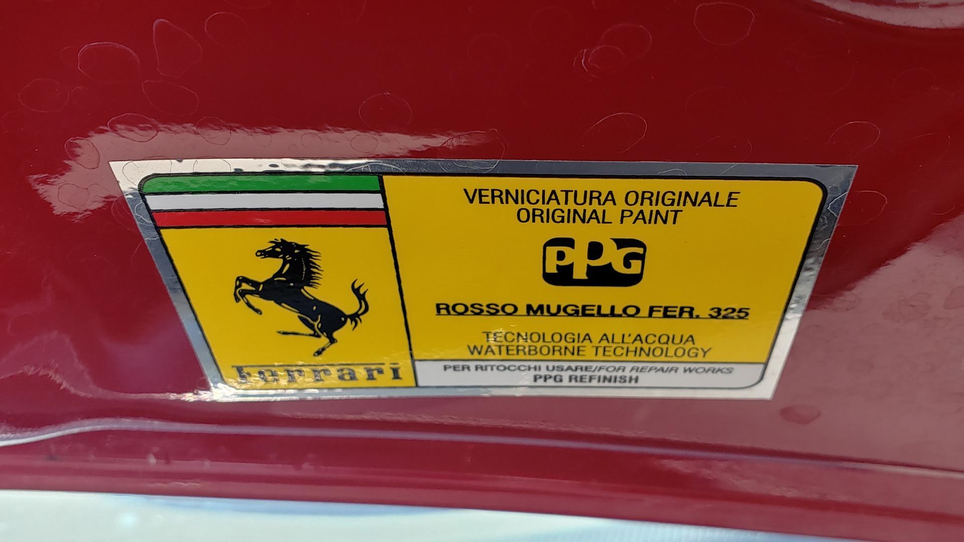 Used 2014 Ferrari CALIFORNIA CONVERTIBLE 2+2 / NAV / PARK SENS / CAMERA / TPMS for sale Sold at Formula Imports in Charlotte NC 28227 37