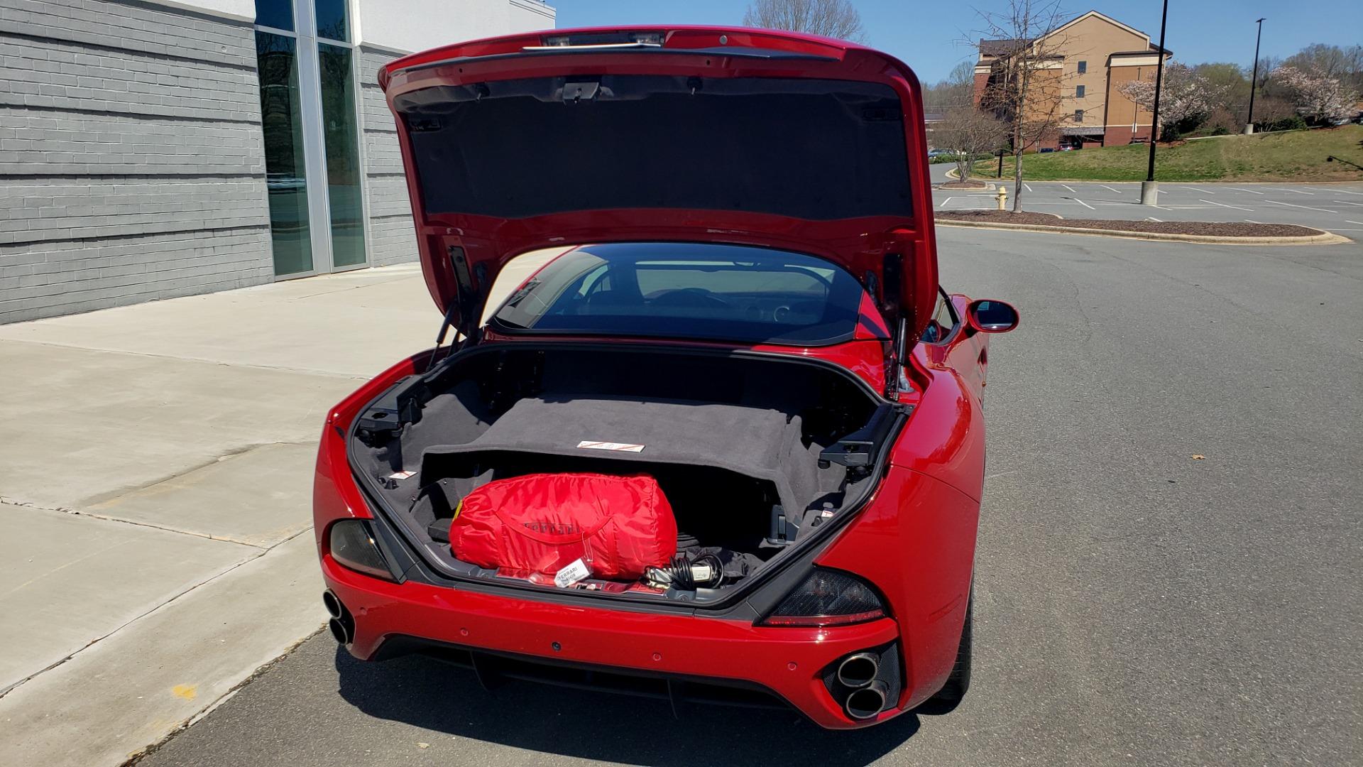 Used 2014 Ferrari CALIFORNIA CONVERTIBLE 2+2 / NAV / PARK SENS / CAMERA / TPMS for sale Sold at Formula Imports in Charlotte NC 28227 40