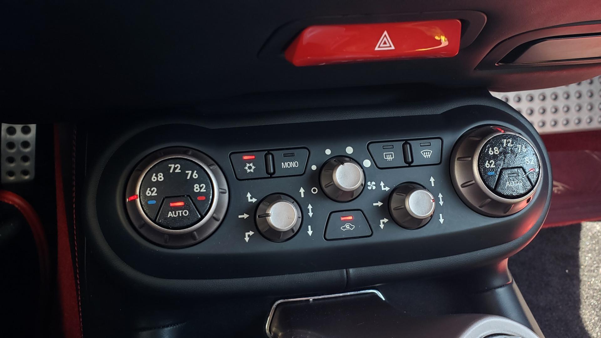 Used 2014 Ferrari CALIFORNIA CONVERTIBLE 2+2 / NAV / PARK SENS / CAMERA / TPMS for sale Sold at Formula Imports in Charlotte NC 28227 49