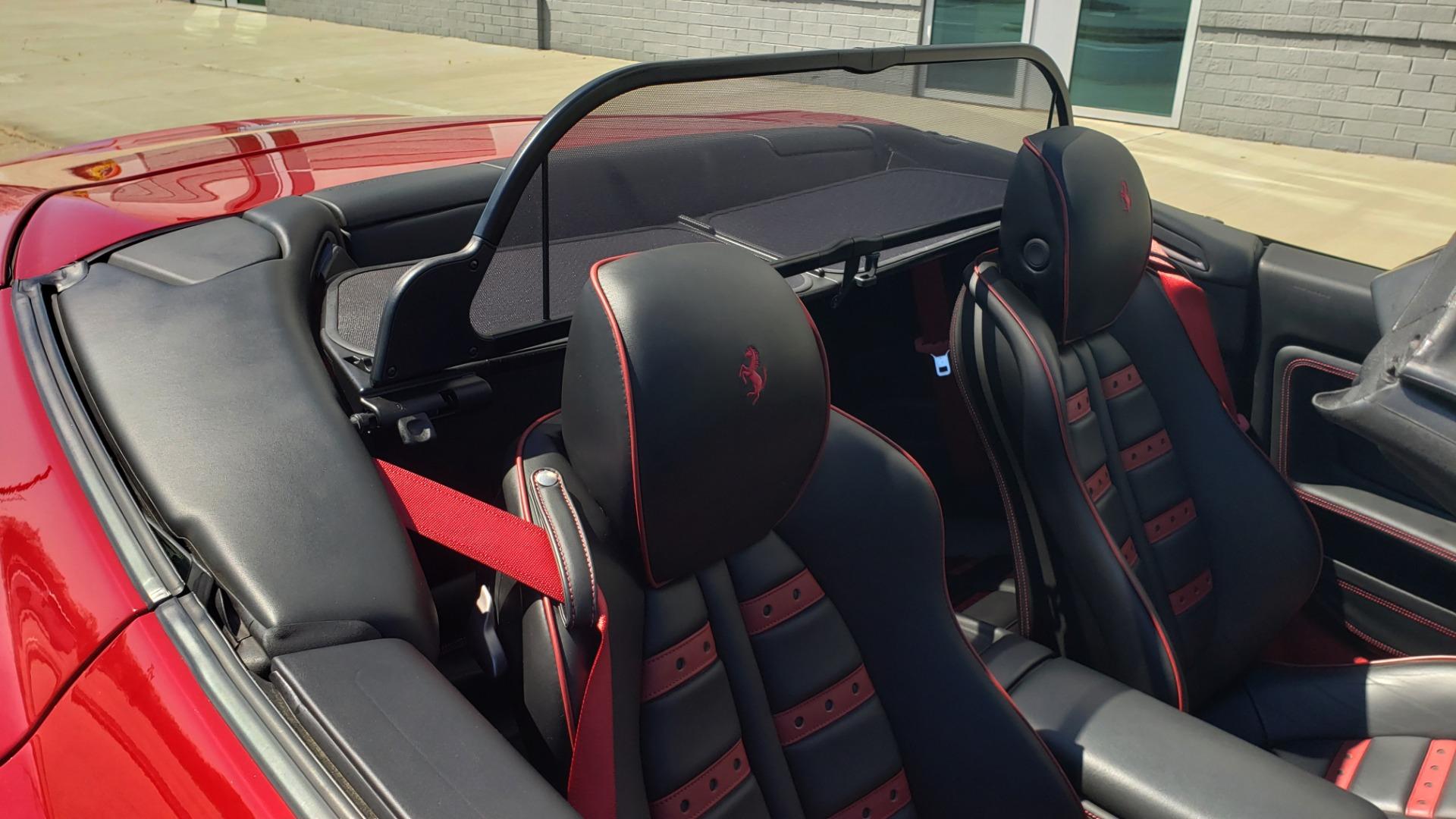 Used 2014 Ferrari CALIFORNIA CONVERTIBLE 2+2 / NAV / PARK SENS / CAMERA / TPMS for sale Sold at Formula Imports in Charlotte NC 28227 53