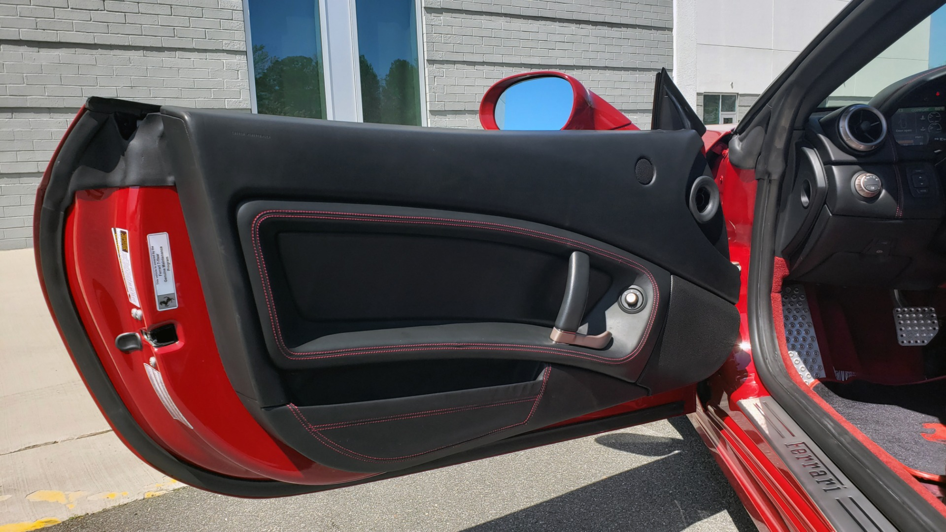 Used 2014 Ferrari CALIFORNIA CONVERTIBLE 2+2 / NAV / PARK SENS / CAMERA / TPMS for sale Sold at Formula Imports in Charlotte NC 28227 66