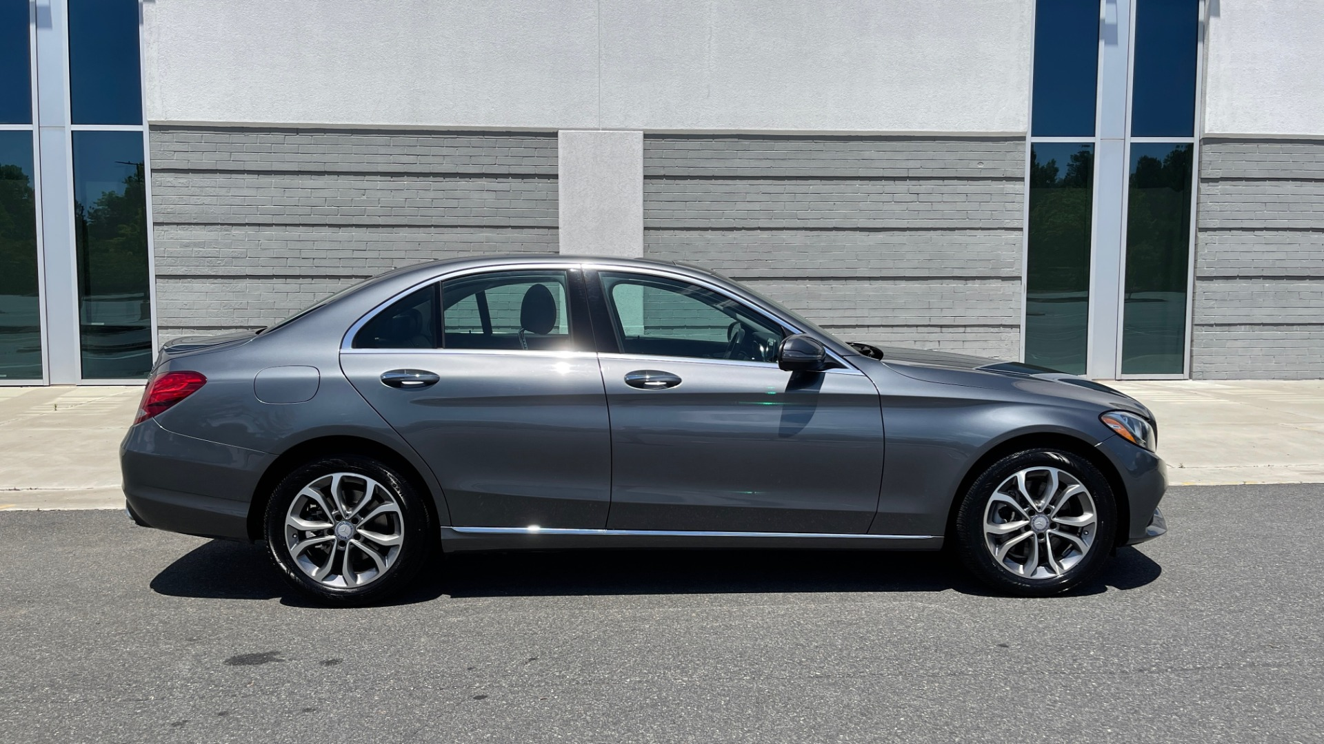 Used 2017 Mercedes-Benz C-CLASS C 300 4MATIC PREMIUM SEDAN / HTD STS / PANO-ROOF for sale Sold at Formula Imports in Charlotte NC 28227 3