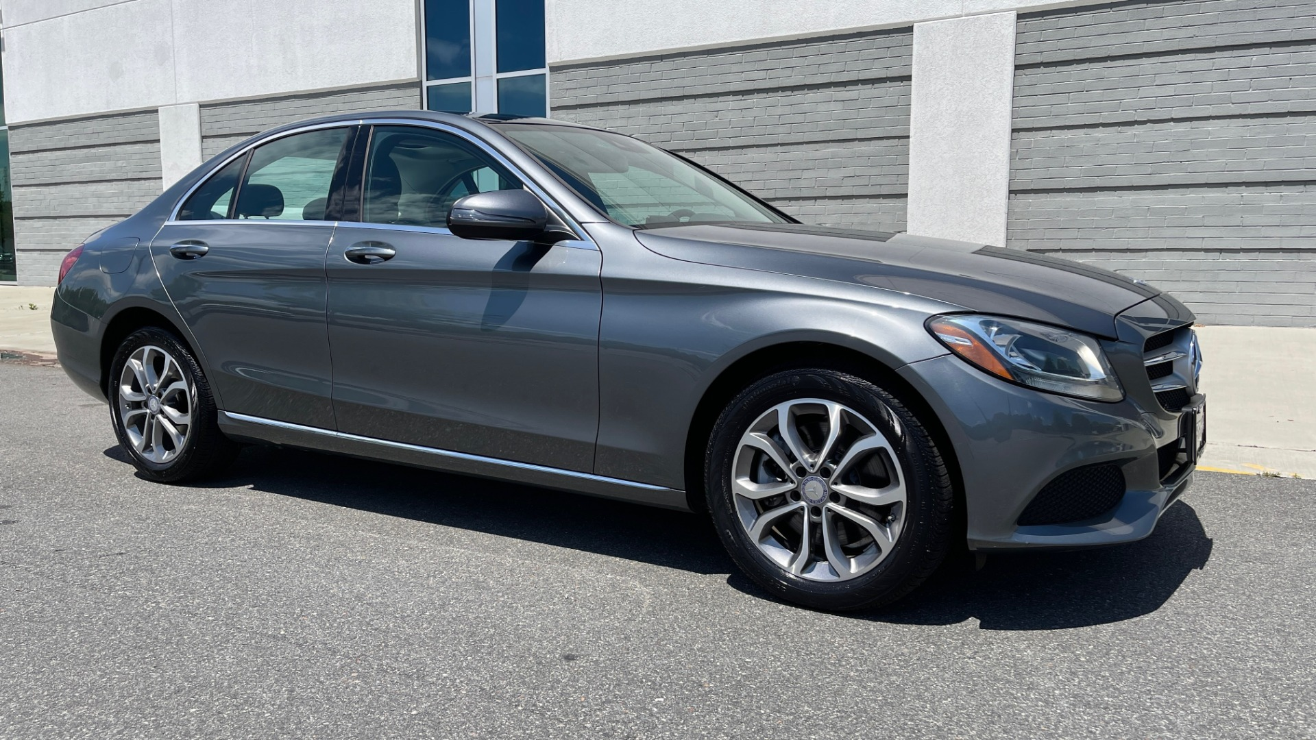 Used 2017 Mercedes-Benz C-CLASS C 300 4MATIC PREMIUM SEDAN / HTD STS / PANO-ROOF for sale Sold at Formula Imports in Charlotte NC 28227 5
