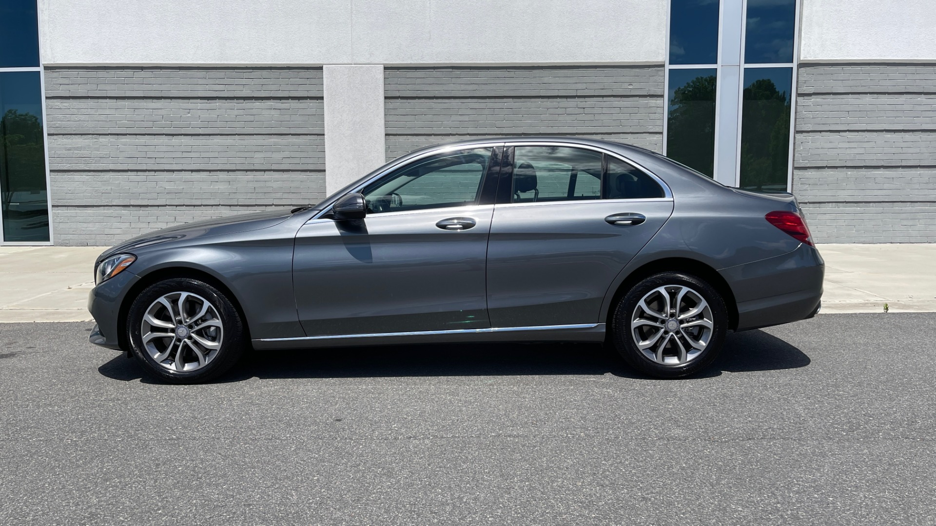 Used 2017 Mercedes-Benz C-CLASS C 300 4MATIC PREMIUM SEDAN / HTD STS / PANO-ROOF for sale Sold at Formula Imports in Charlotte NC 28227 6