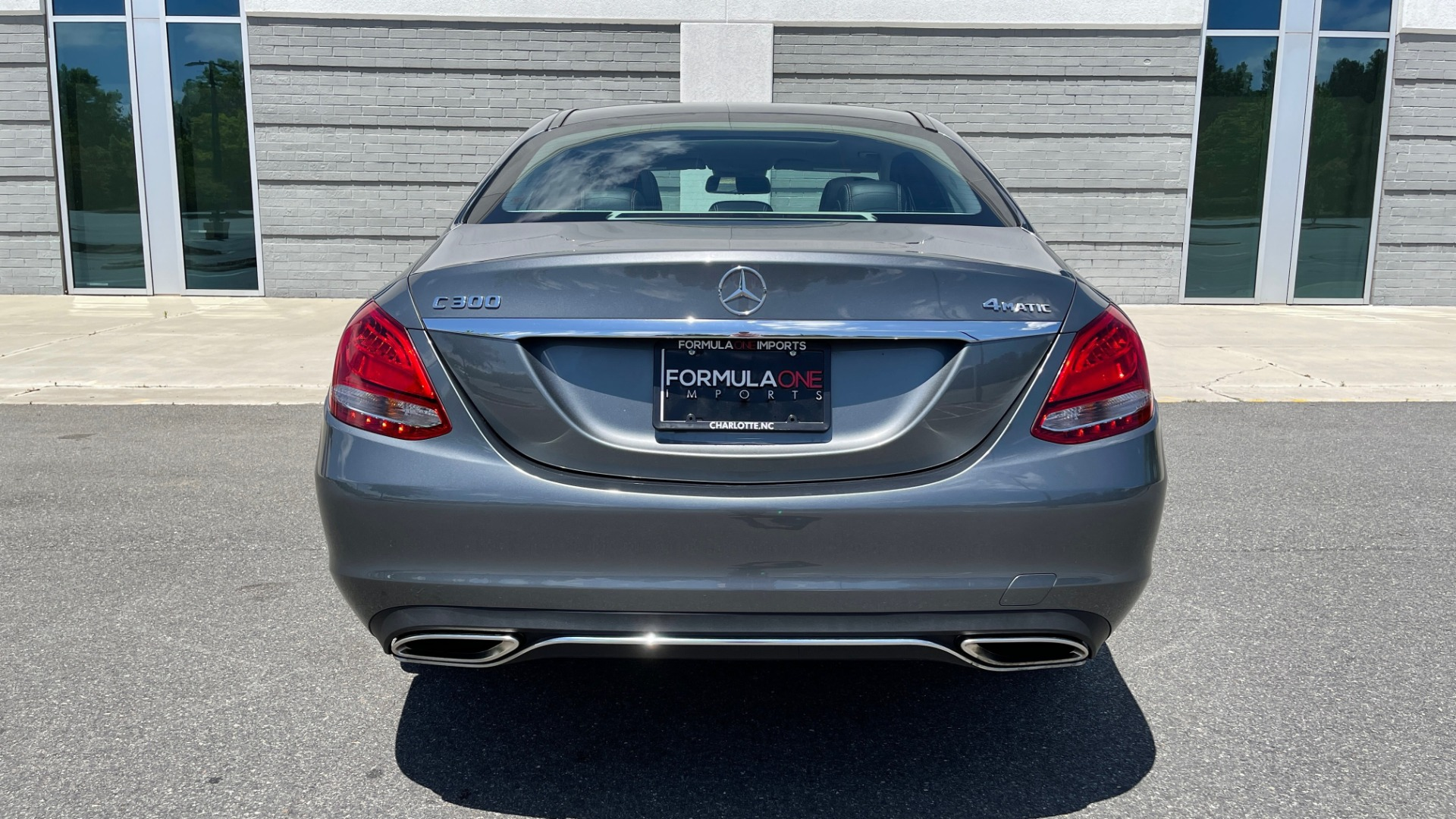Used 2017 Mercedes-Benz C-CLASS C 300 4MATIC PREMIUM SEDAN / HTD STS / PANO-ROOF for sale Sold at Formula Imports in Charlotte NC 28227 75