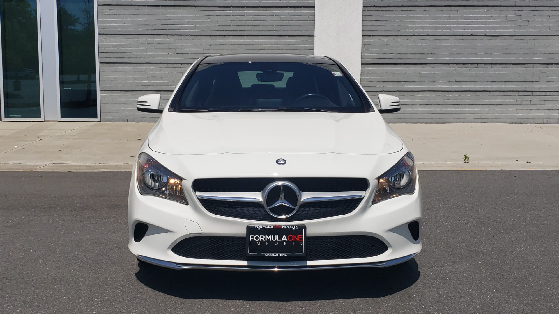 Used 2018 Mercedes-Benz CLA 250 4MATIC PREMIUM / PANO-ROOF / CONV PKG / APPLE / REARVIEW for sale $25,395 at Formula Imports in Charlotte NC 28227 20