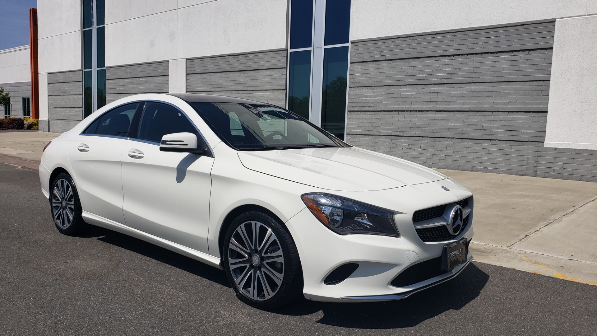 Used 2018 Mercedes-Benz CLA 250 4MATIC PREMIUM / PANO-ROOF / CONV PKG / APPLE / REARVIEW for sale $25,395 at Formula Imports in Charlotte NC 28227 6