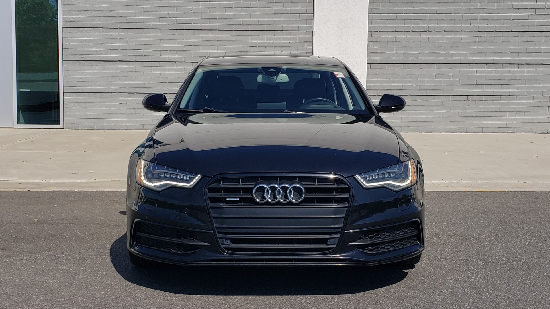 Used 2015 Audi A6 3.0T PRESTIGE / BLACK OPTIC / CLD WTHR / BOSE / HUD / SUNROOF for sale Sold at Formula Imports in Charlotte NC 28227 22
