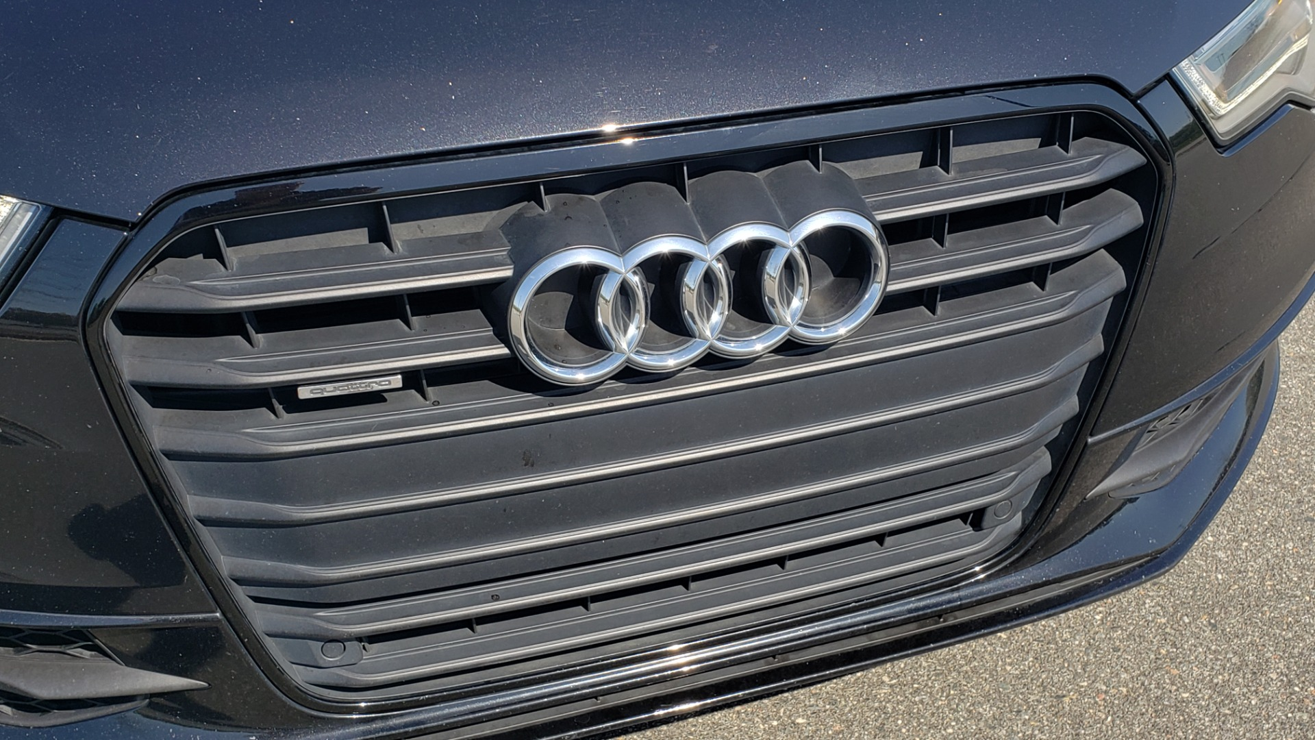 Used 2015 Audi A6 3.0T PRESTIGE / BLACK OPTIC / CLD WTHR / BOSE / HUD / SUNROOF for sale Sold at Formula Imports in Charlotte NC 28227 23