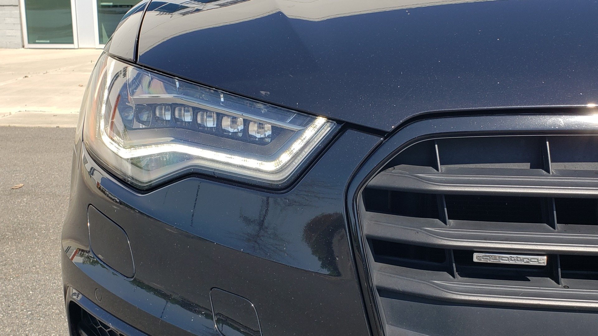 Used 2015 Audi A6 3.0T PRESTIGE / BLACK OPTIC / CLD WTHR / BOSE / HUD / SUNROOF for sale Sold at Formula Imports in Charlotte NC 28227 24