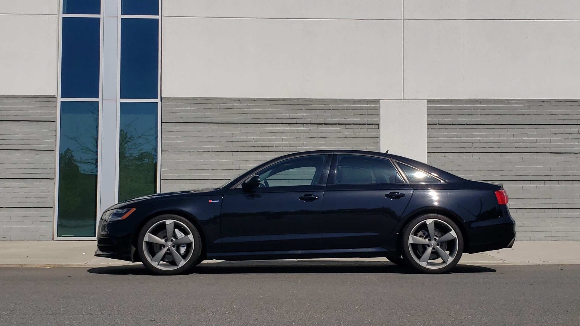 Used 2015 Audi A6 3.0T PRESTIGE / BLACK OPTIC / CLD WTHR / BOSE / HUD / SUNROOF for sale Sold at Formula Imports in Charlotte NC 28227 4