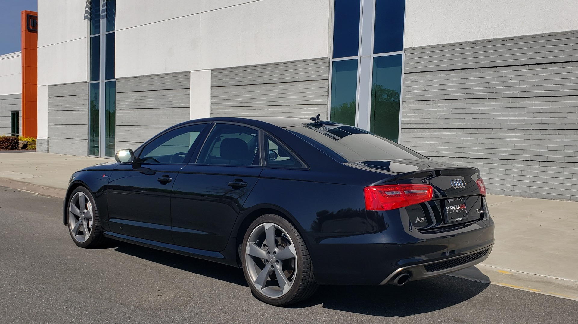 Used 2015 Audi A6 3.0T PRESTIGE / BLACK OPTIC / CLD WTHR / BOSE / HUD / SUNROOF for sale Sold at Formula Imports in Charlotte NC 28227 5