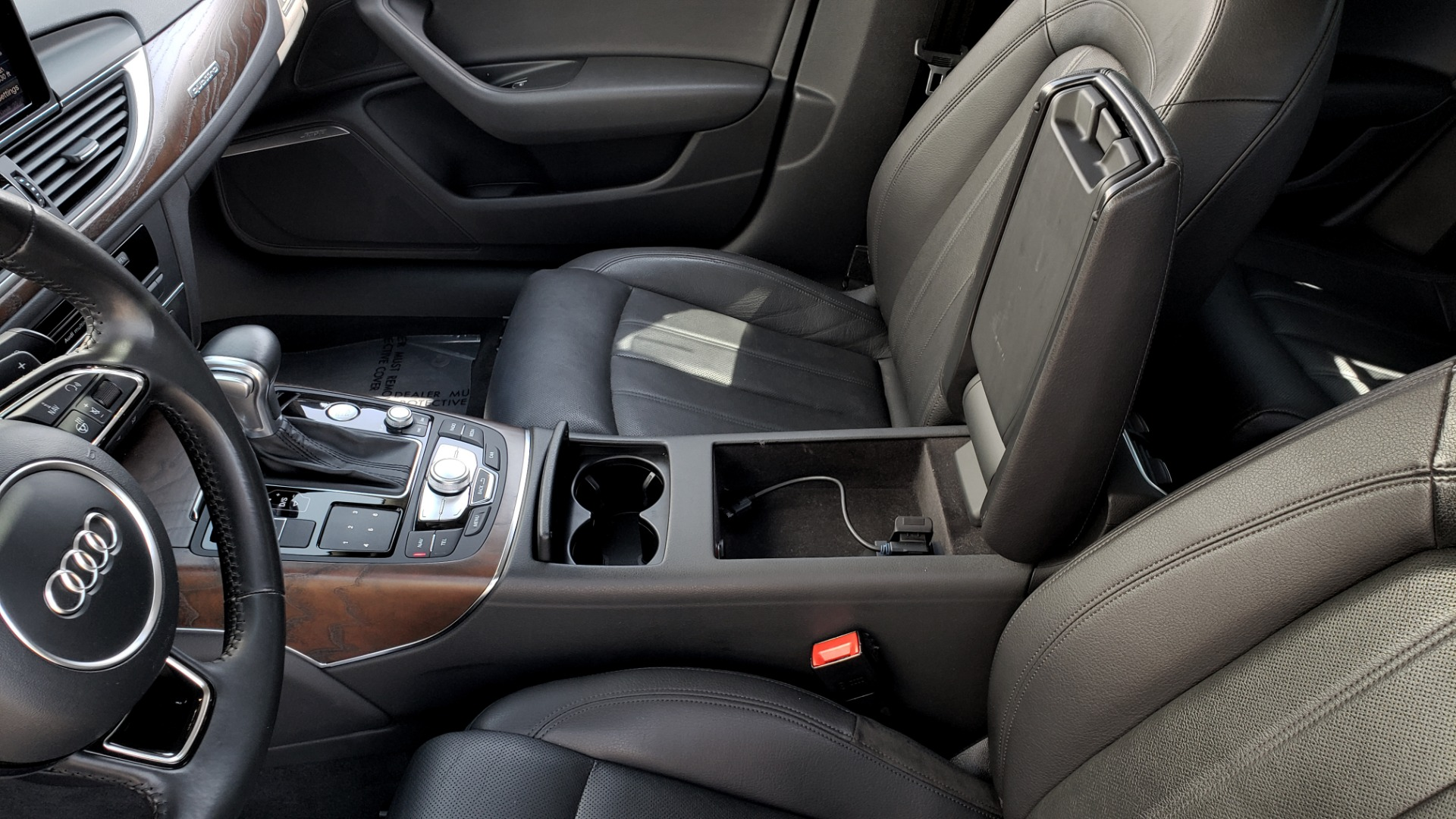 Used 2015 Audi A6 3.0T PRESTIGE / BLACK OPTIC / CLD WTHR / BOSE / HUD / SUNROOF for sale Sold at Formula Imports in Charlotte NC 28227 59
