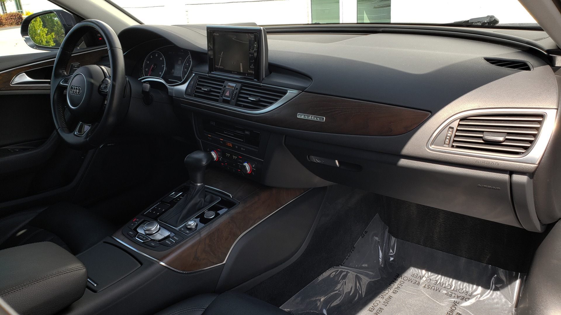 Used 2015 Audi A6 3.0T PRESTIGE / BLACK OPTIC / CLD WTHR / BOSE / HUD / SUNROOF for sale Sold at Formula Imports in Charlotte NC 28227 72