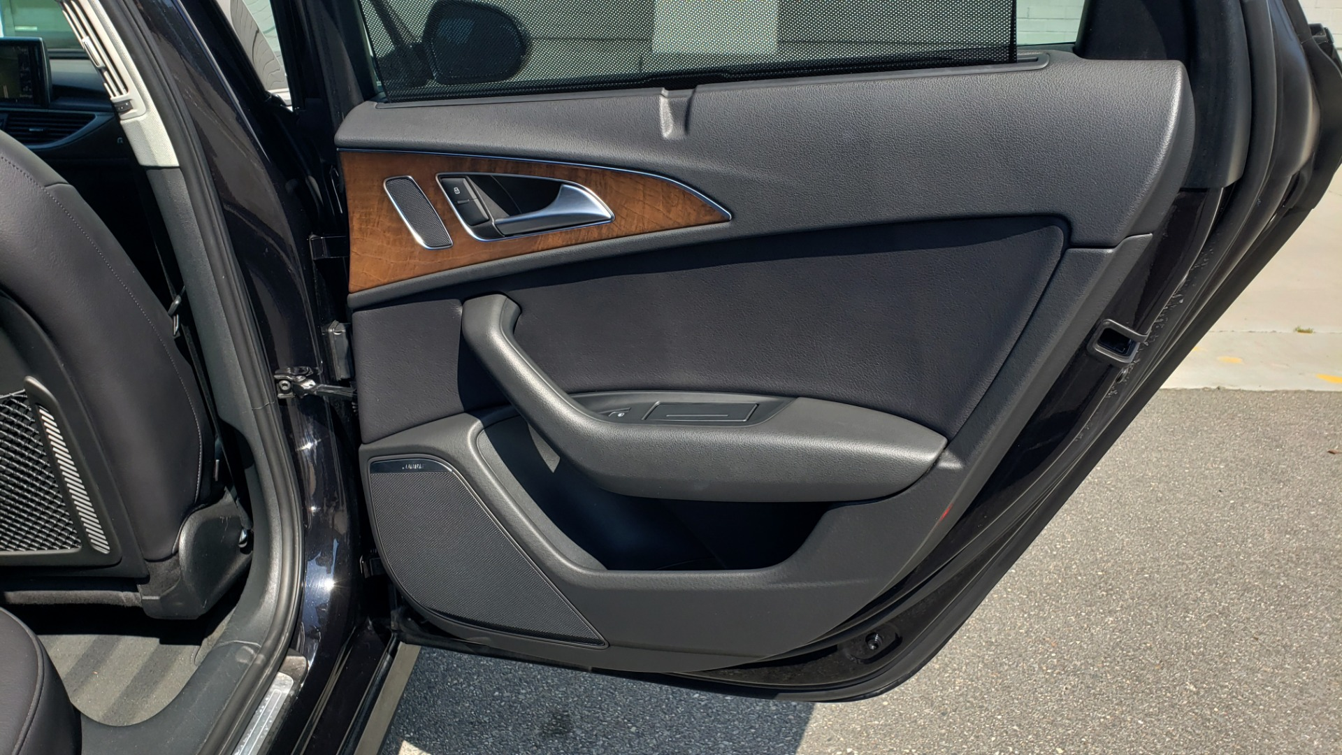 Used 2015 Audi A6 3.0T PRESTIGE / BLACK OPTIC / CLD WTHR / BOSE / HUD / SUNROOF for sale Sold at Formula Imports in Charlotte NC 28227 74