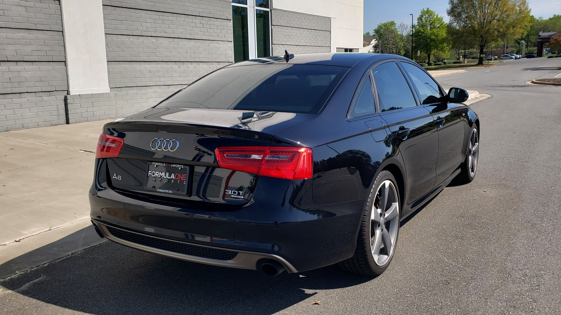 Used 2015 Audi A6 3.0T PRESTIGE / BLACK OPTIC / CLD WTHR / BOSE / HUD / SUNROOF for sale Sold at Formula Imports in Charlotte NC 28227 9
